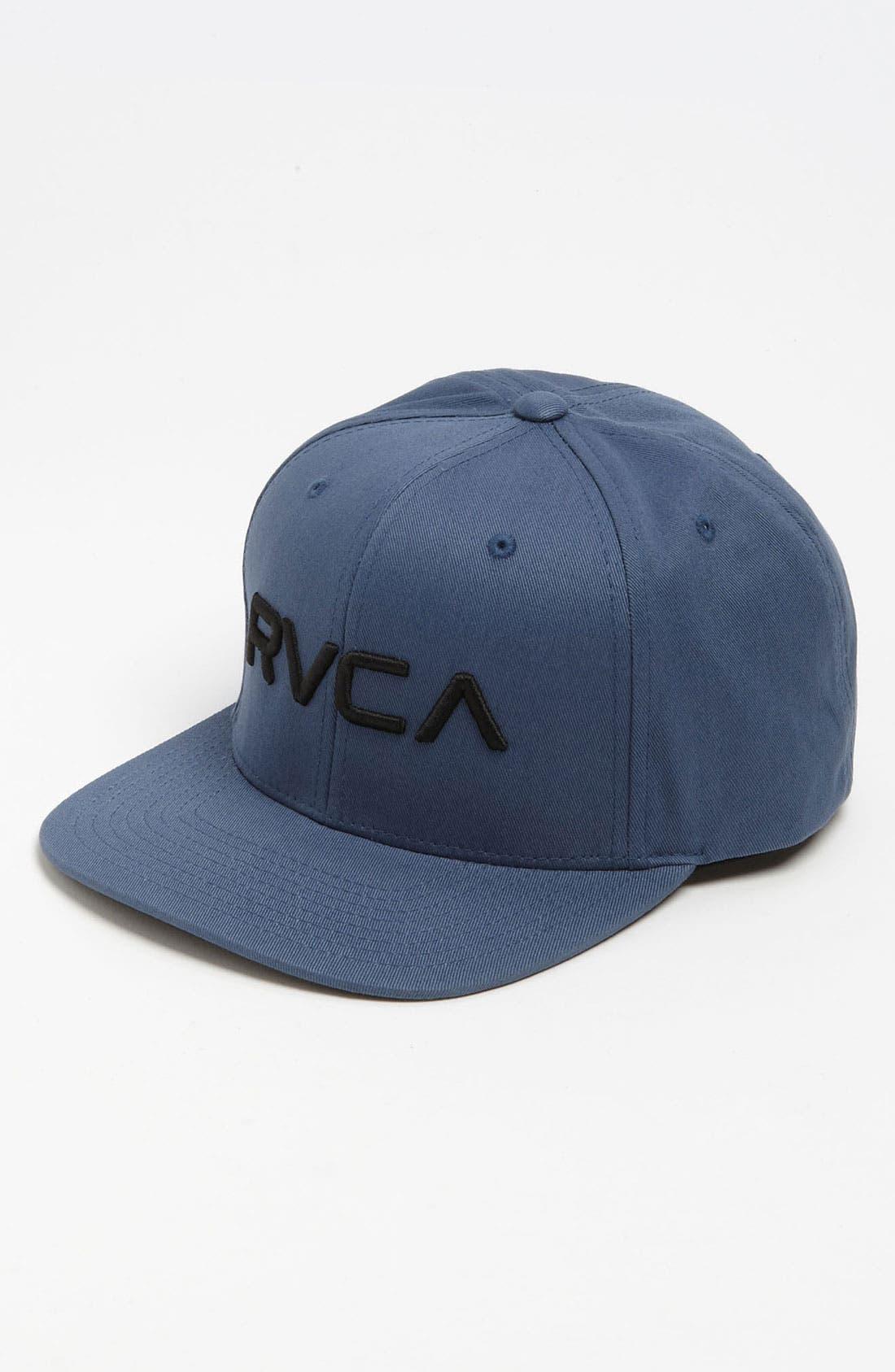 Alternate Image 1 Selected - RVCA Snapback Baseball Cap