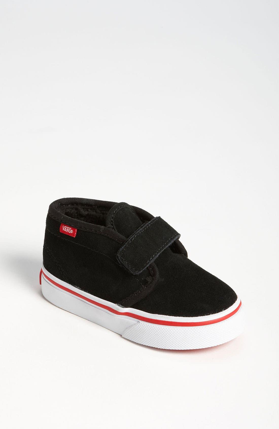 Main Image - Vans Chukka Boot (Baby, Walker & Toddler)