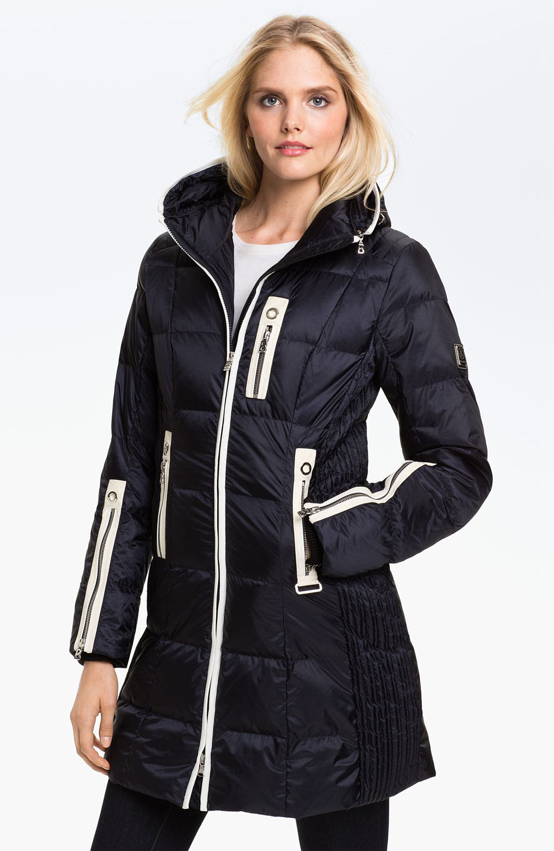 Alternate Image 1 Selected - Bogner 'Annica' Down Coat