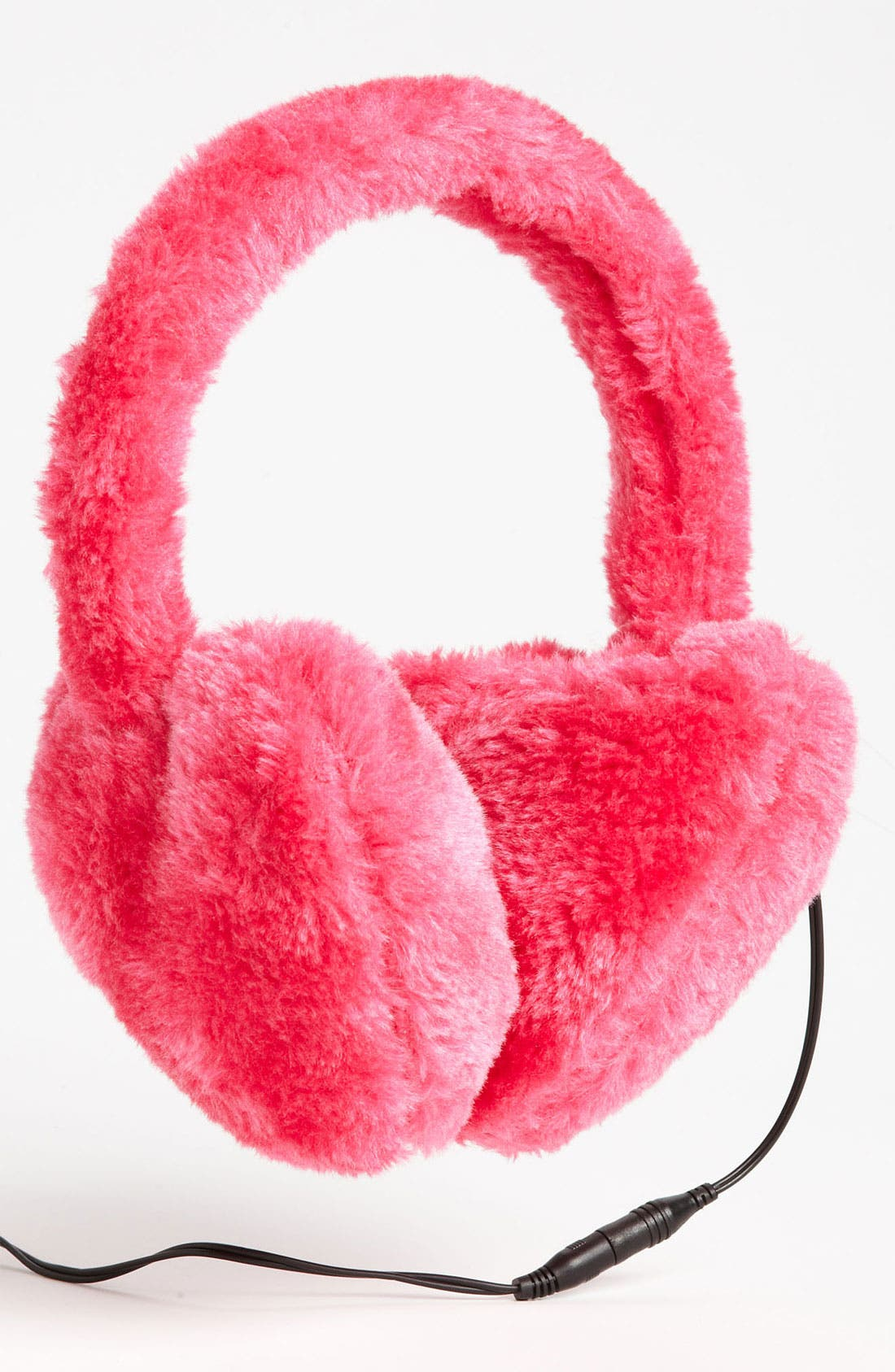 Alternate Image 1 Selected - The Accessory Collective Earmuff Headphones (Girls)