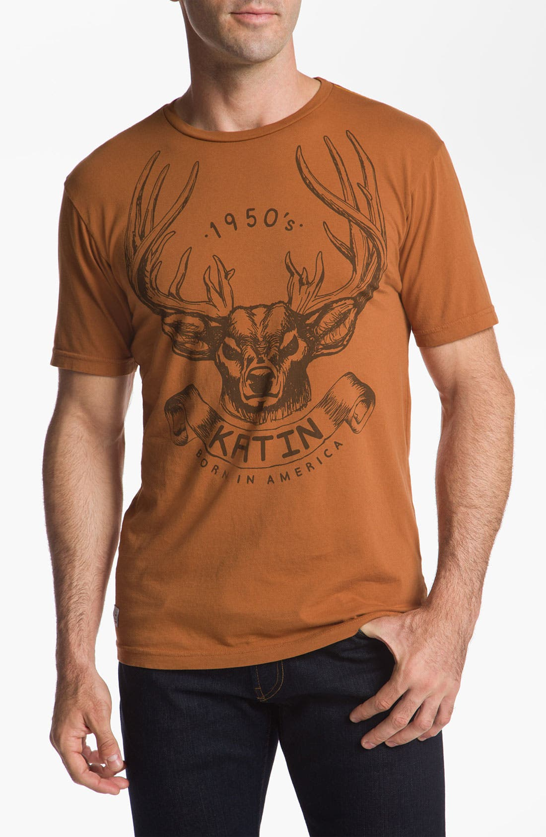 Alternate Image 1 Selected - Katin 'Buck Shot' T-Shirt