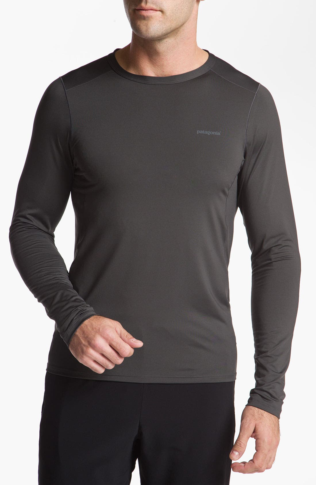 Alternate Image 1 Selected - Patagonia 'Capilene' Long Sleeve T-Shirt (Online Exclusive)