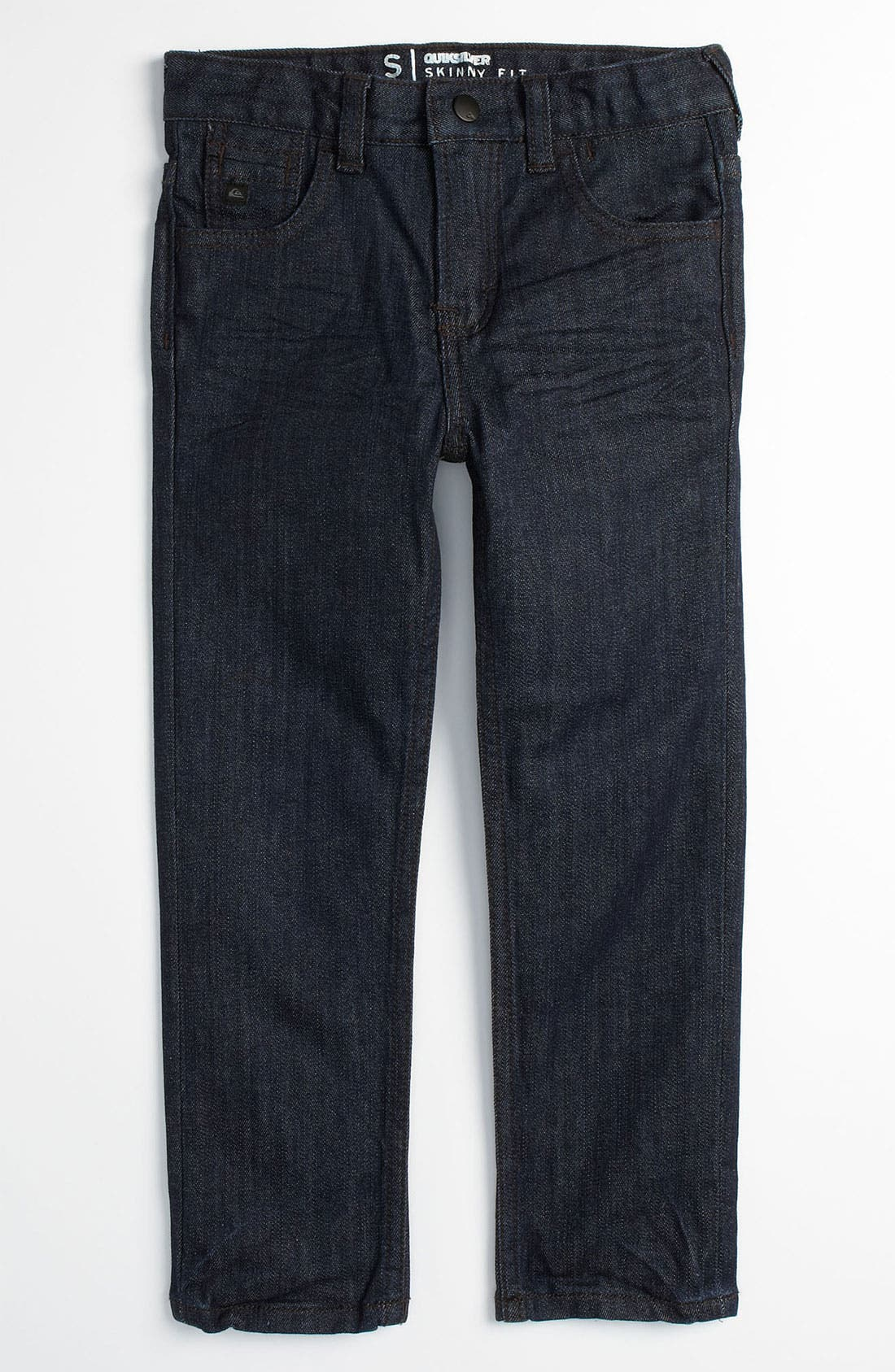 Alternate Image 2  - Quiksilver Skinny Jeans (Little Boys)
