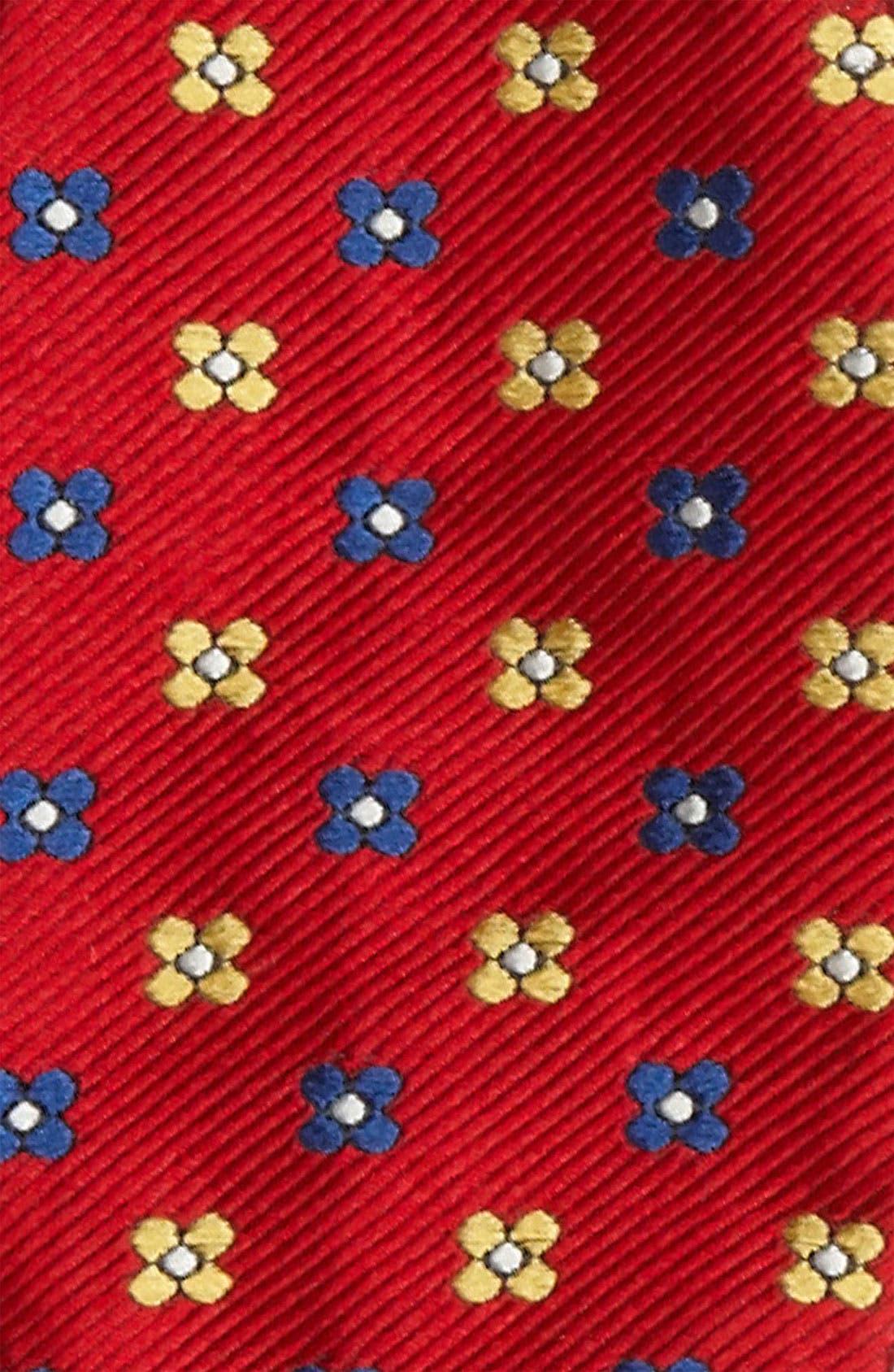 Alternate Image 3  - Robert Talbott Silk Bow Tie