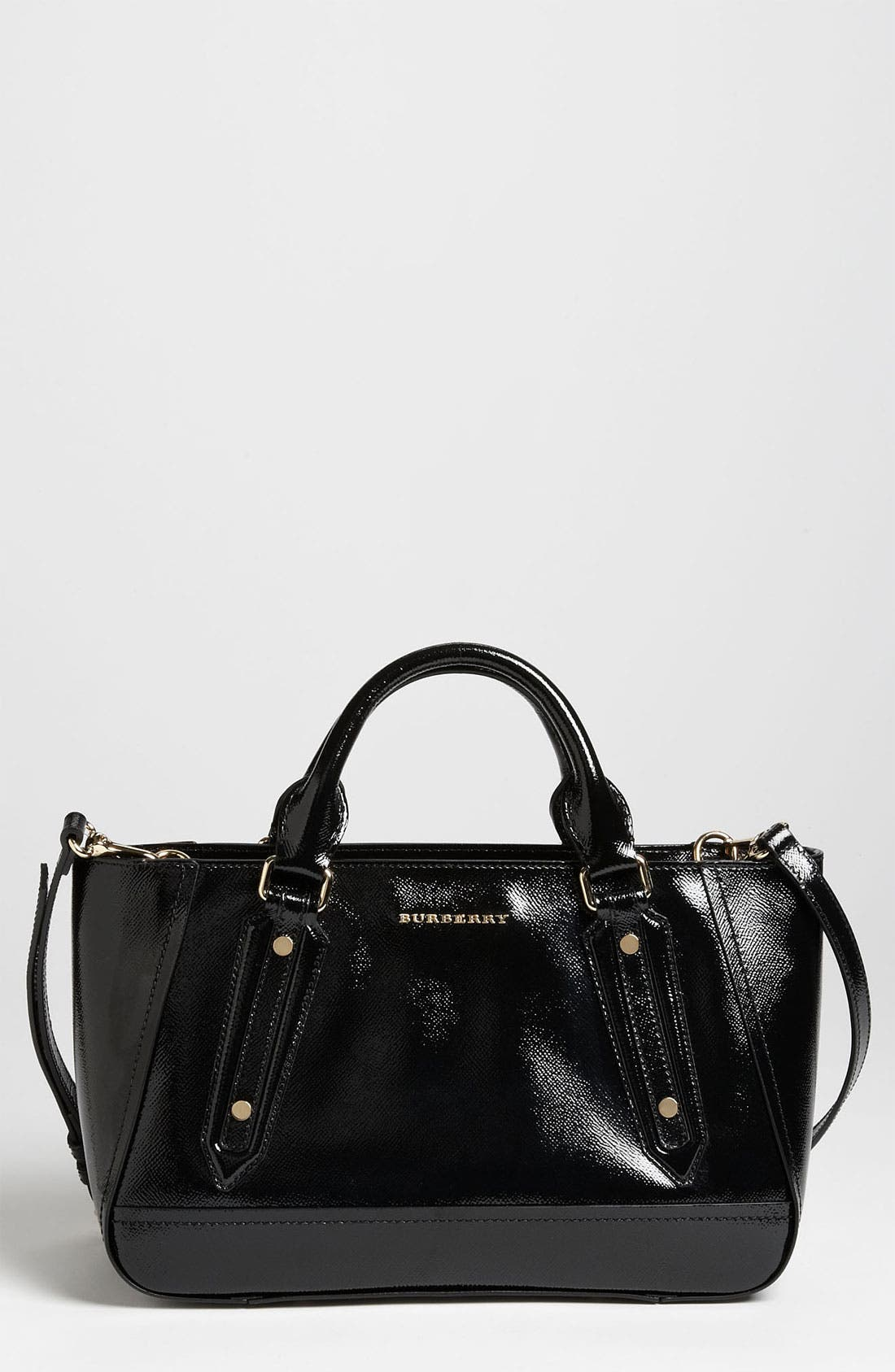 Main Image - Burberry 'Ladies London' Leather Tote