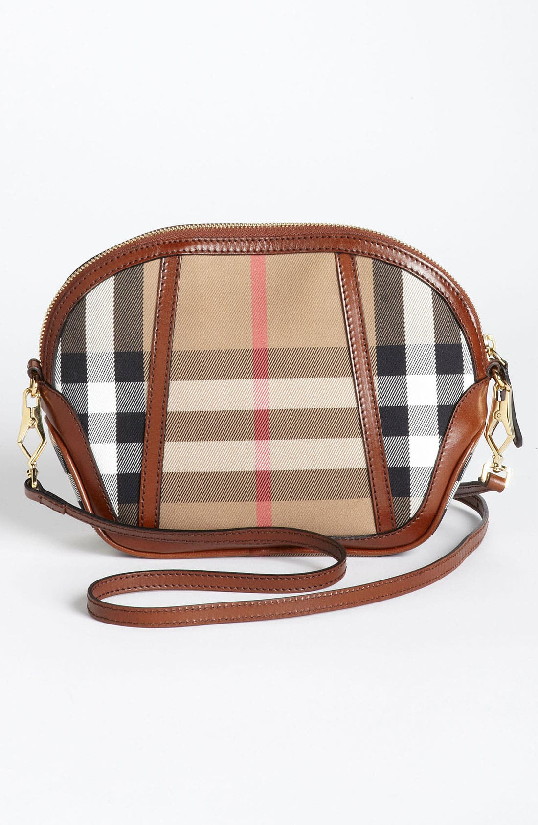 Alternate Image 4  - Burberry 'House Check' Crossbody Bag