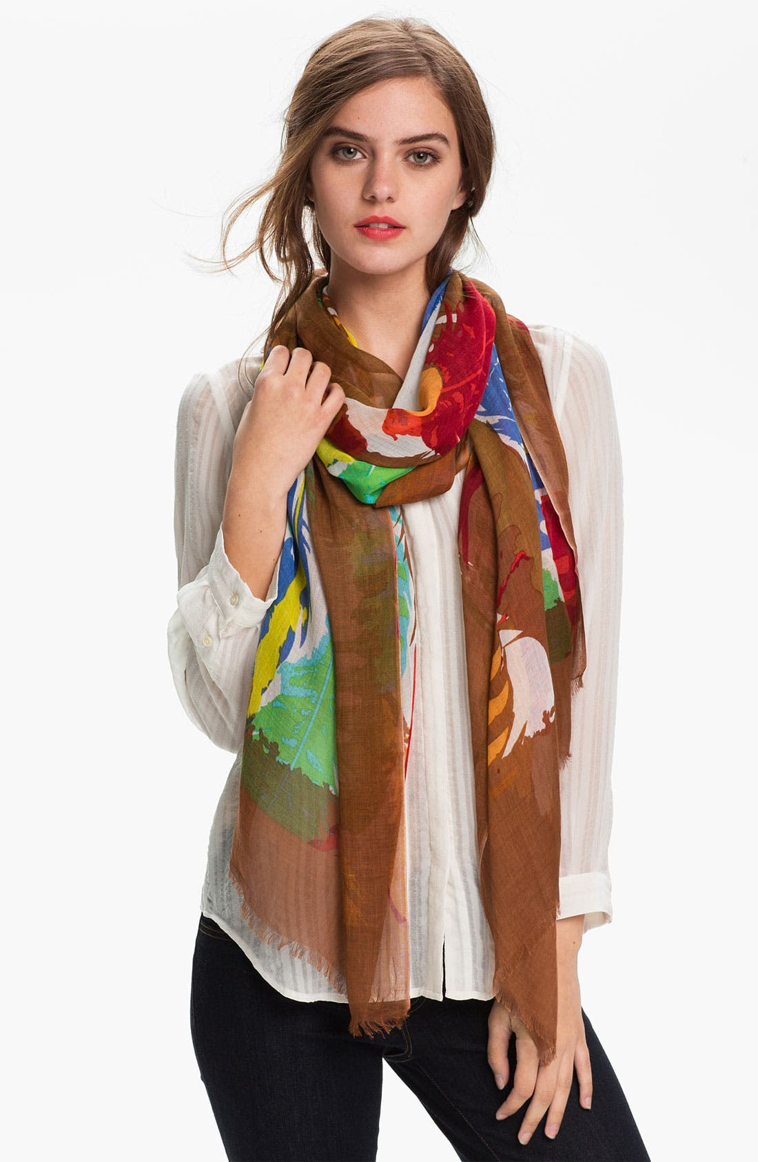 Main Image - Lulla Collection by Bindya 'Aries' Scarf