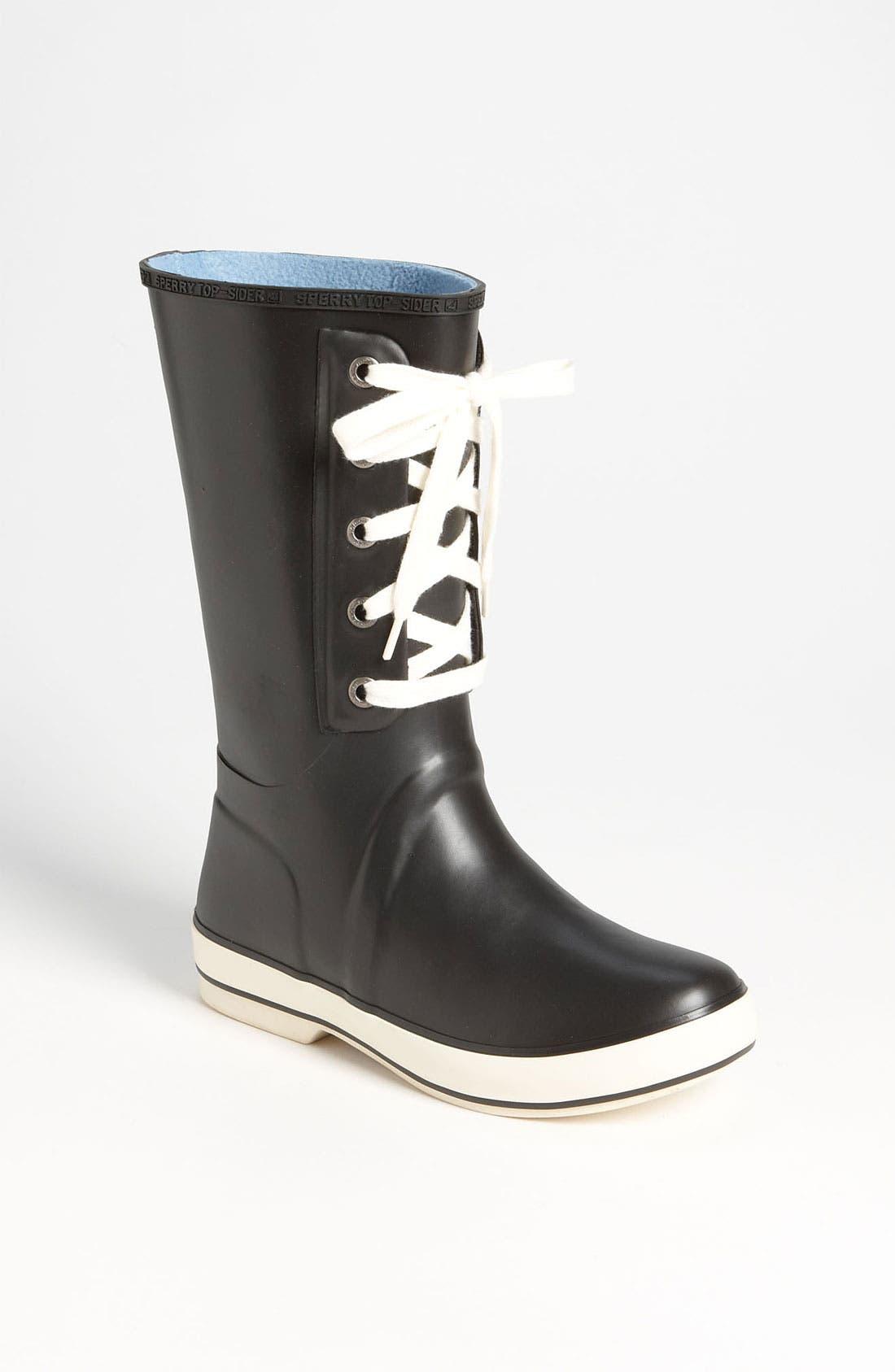 Alternate Image 1 Selected - Sperry Top-Sider® 'Rain Storm' Rain Boot (Women) (Online Exclusive)