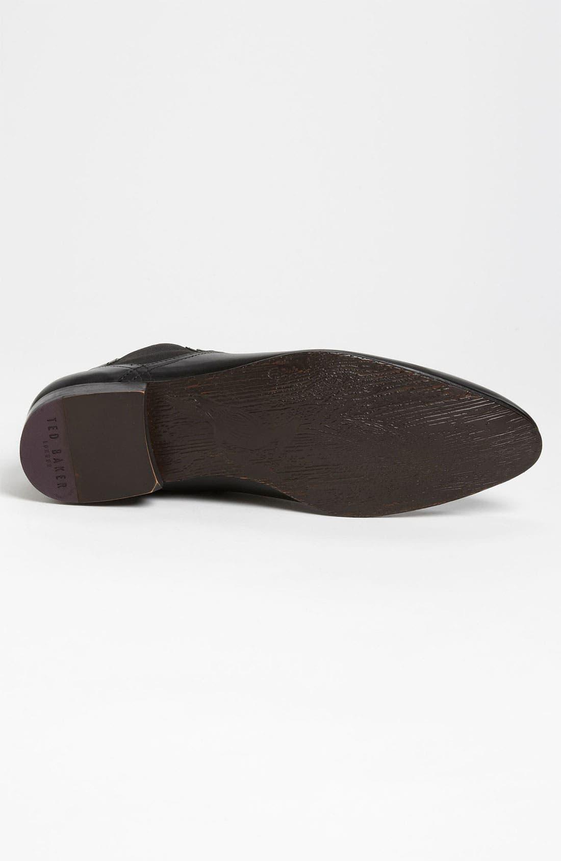 Alternate Image 4  - Ted Baker London 'Enapay 4' Chelsea Boot