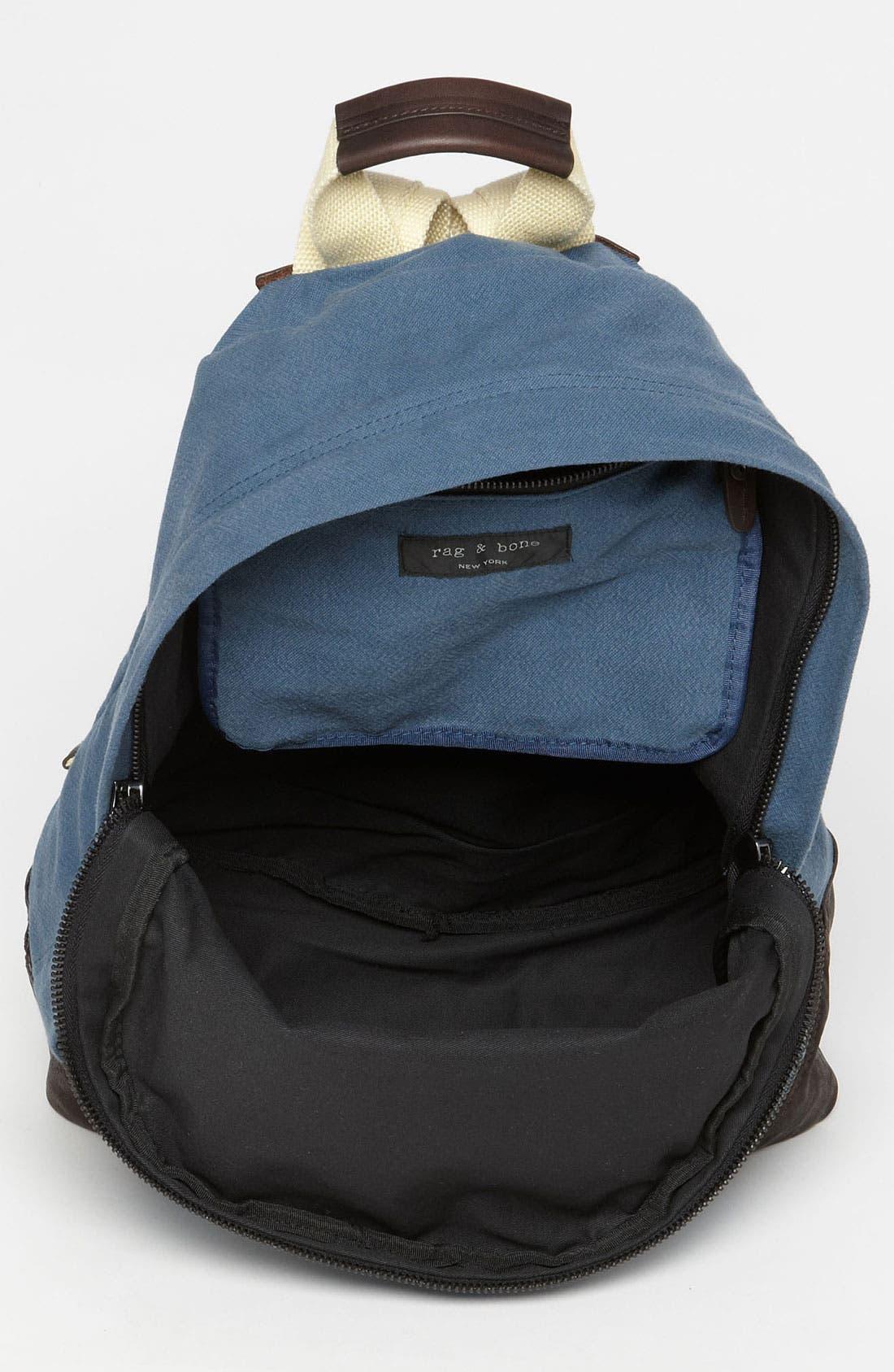 Alternate Image 3  - rag & bone 'Simple' Backpack