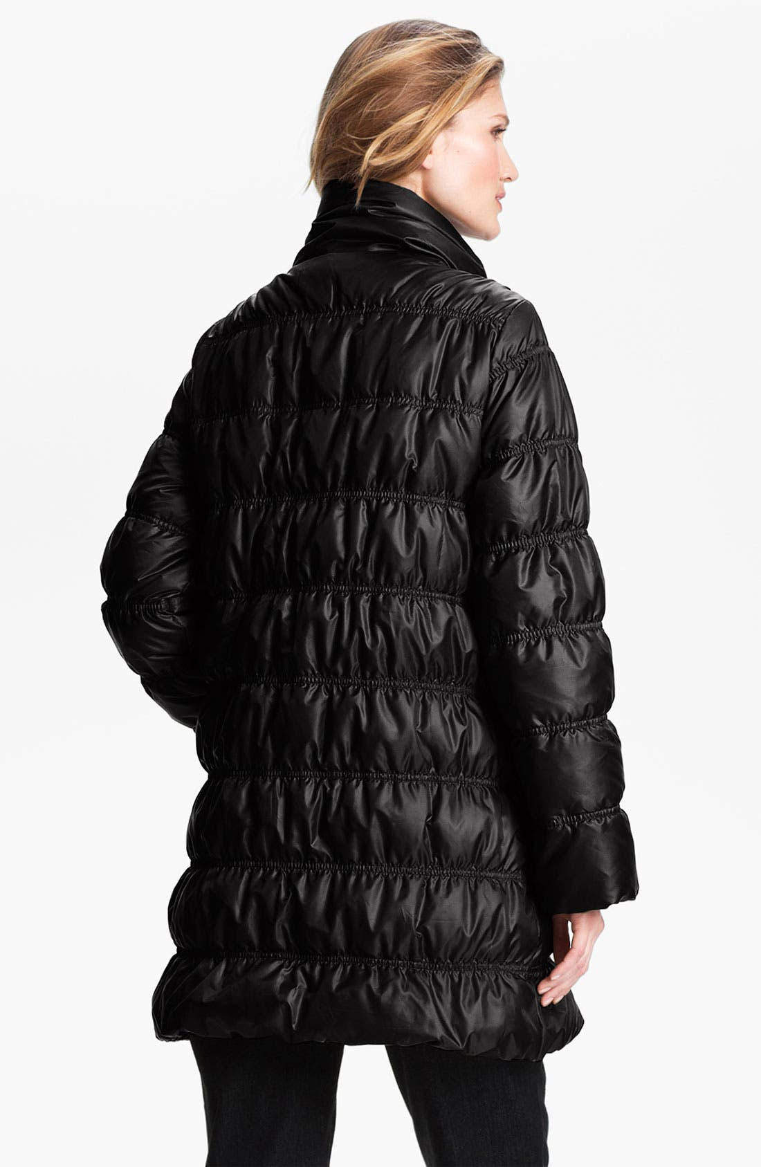 Alternate Image 2  - Eileen Fisher Weather Resistant Down Jacket