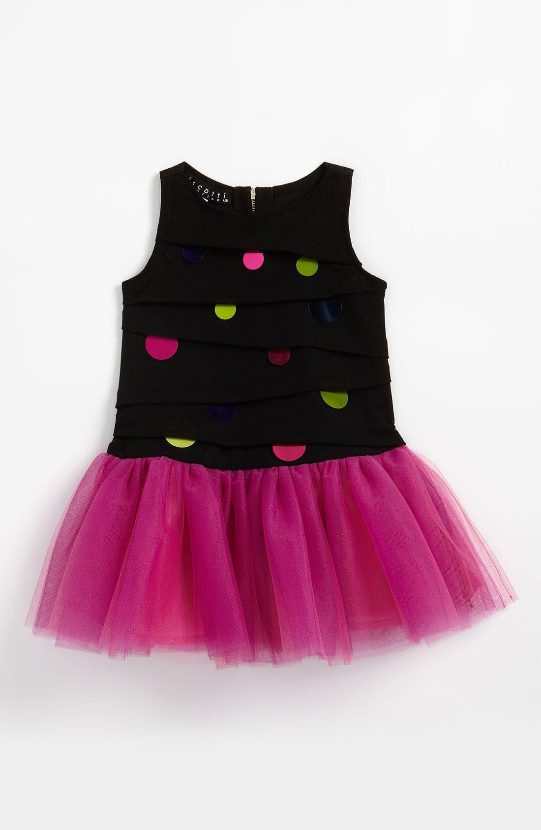 Alternate Image 1 Selected - Biscotti 'Ballerina' Dress (Toddler)