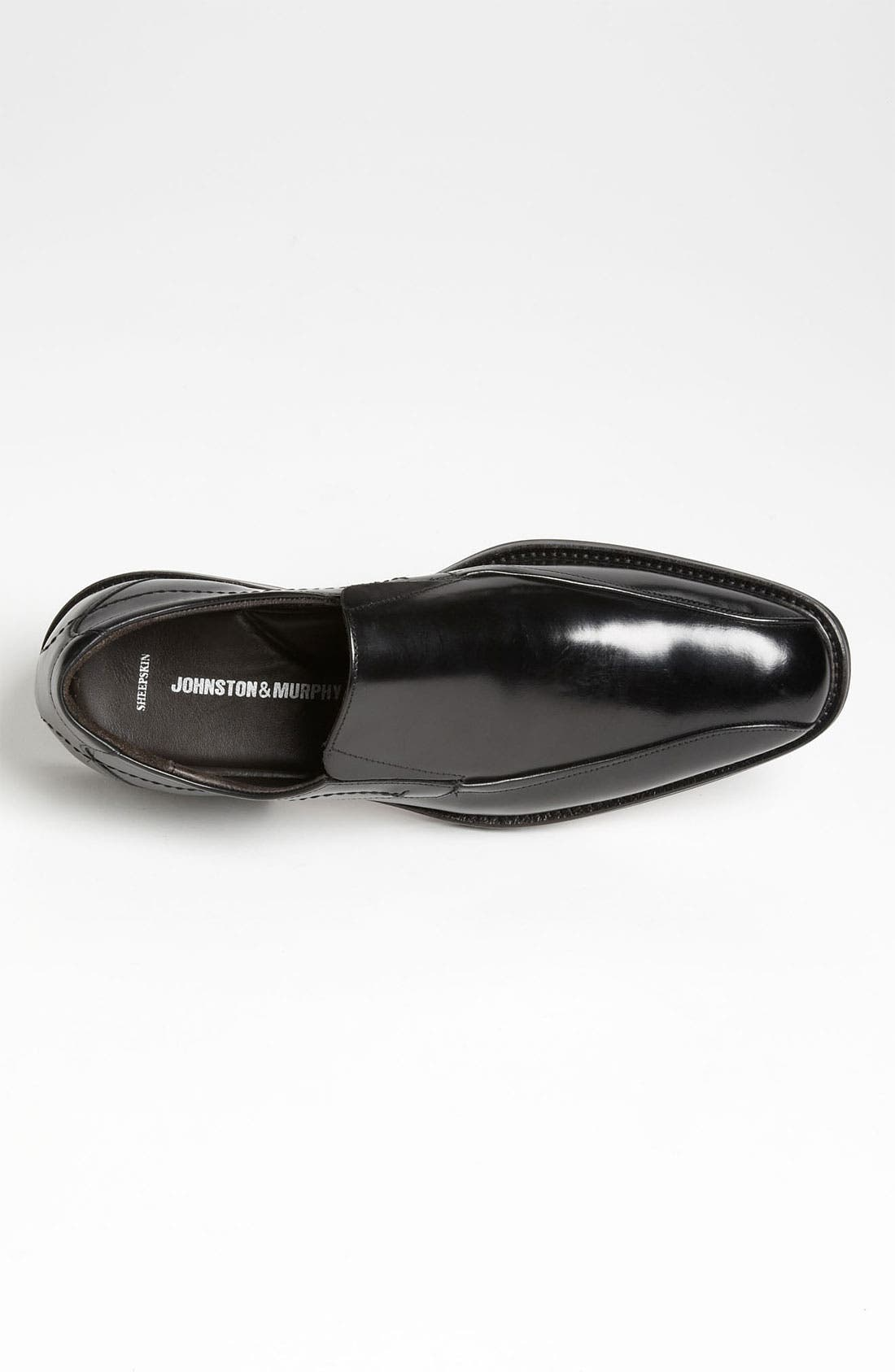 Alternate Image 3  - Johnston & Murphy 'Alderson' Venetian Loafer