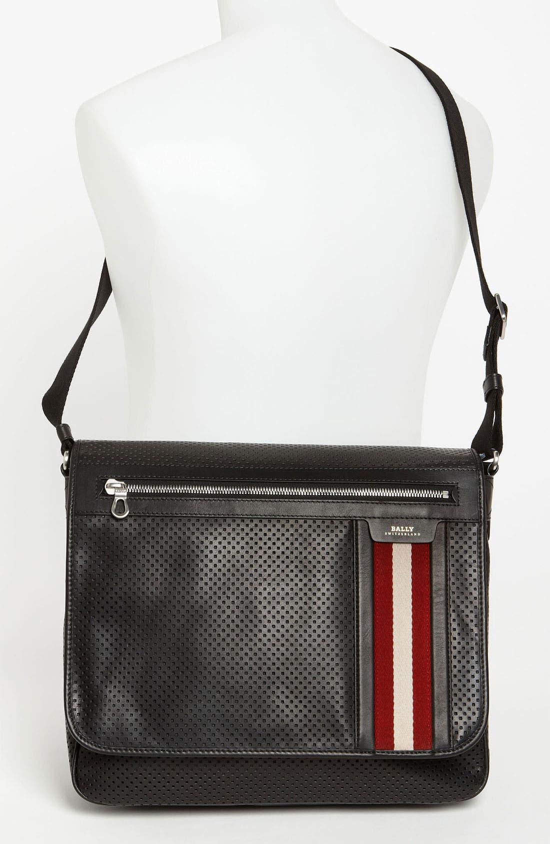 Alternate Image 4  - Bally 'Oslo - Large' Messenger Bag