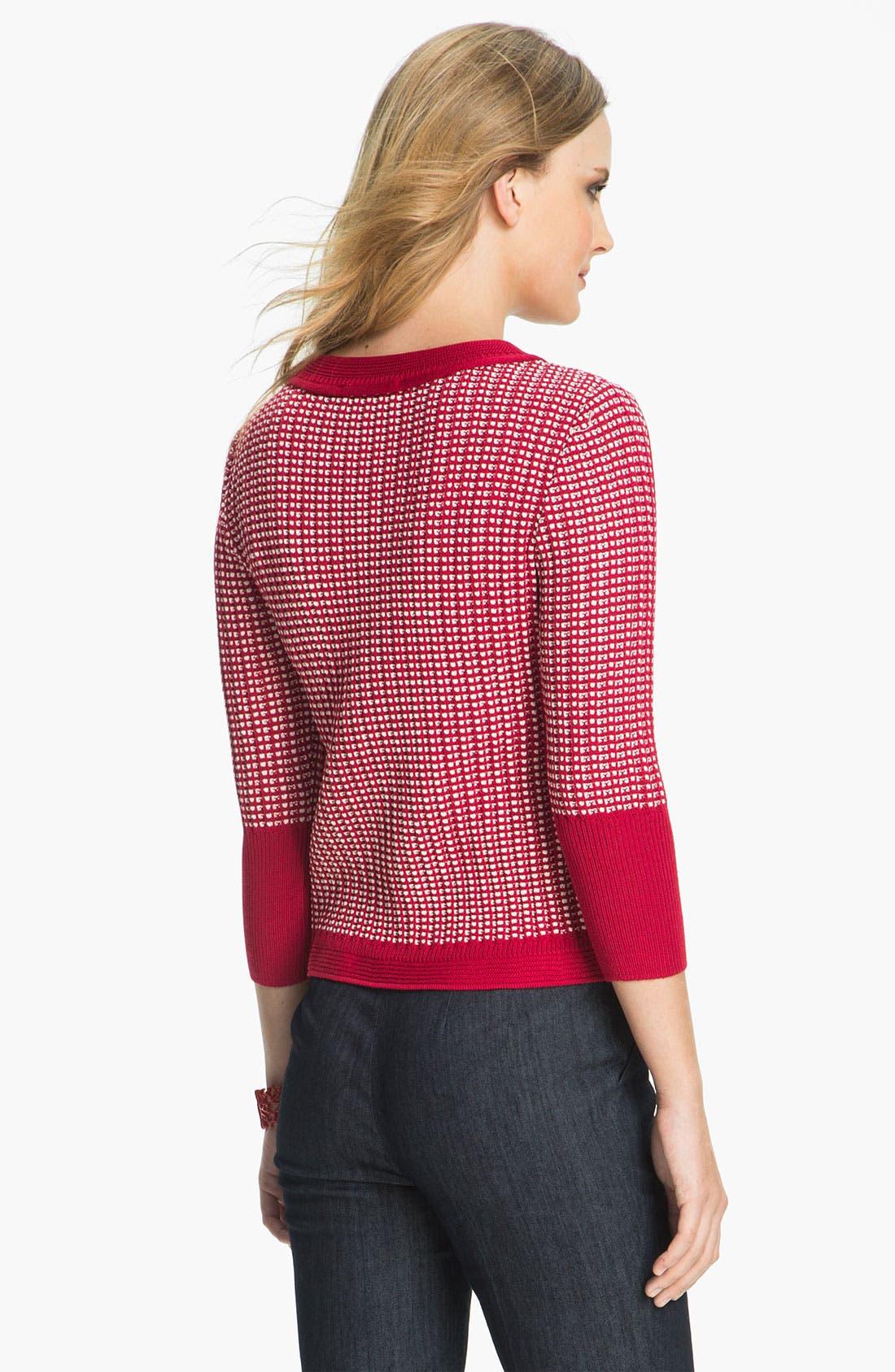 Alternate Image 3  - St. John Collection 'Tribeca' Knit Sweater