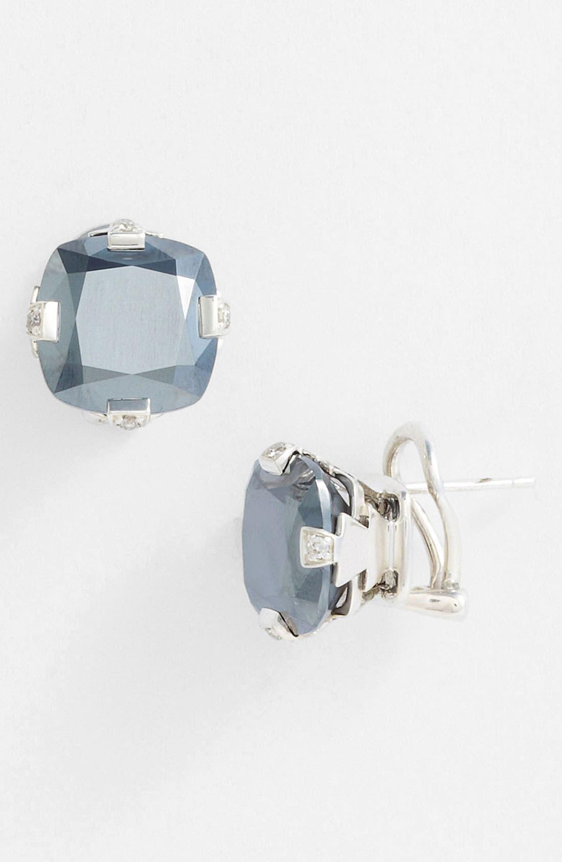 Alternate Image 1 Selected - John Hardy 'Batu Dot' Stud Earrings