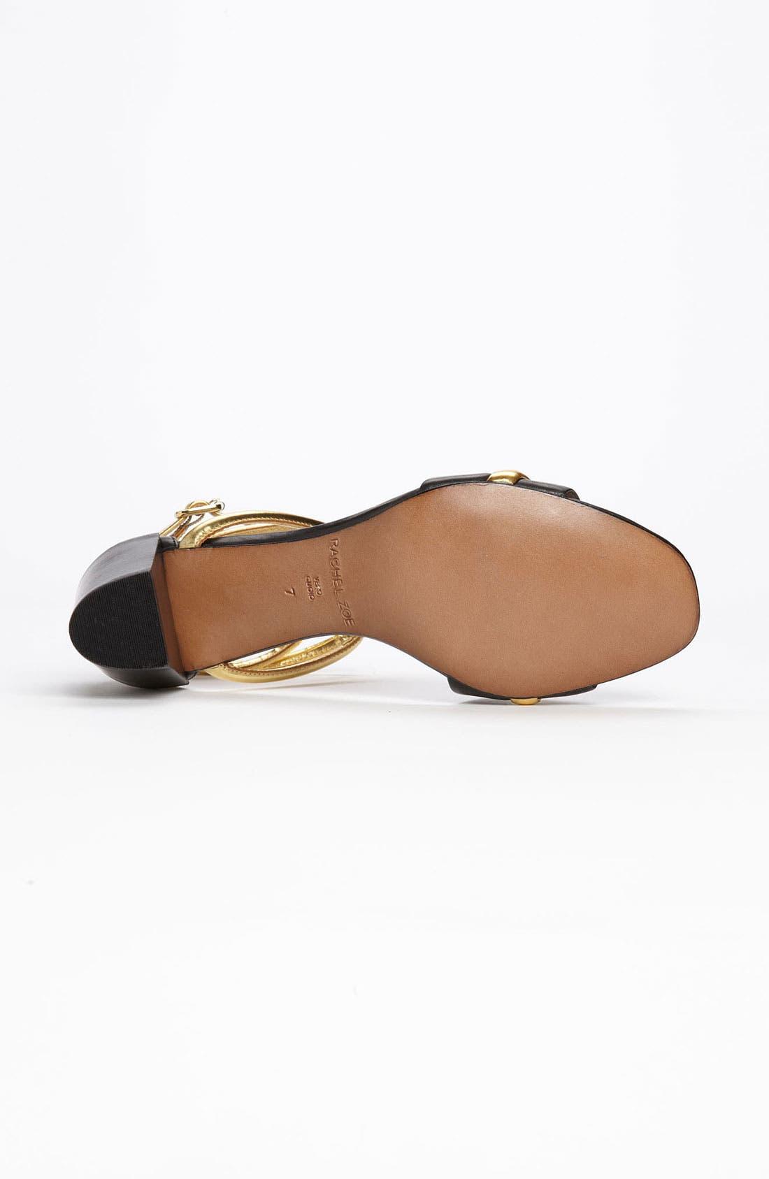 Alternate Image 4  - Rachel Zoe 'Montana' Sandal