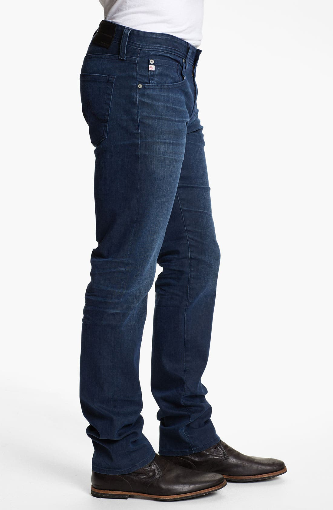 Alternate Image 3  - AG Jeans 'Matchbox' Slim Fit Jeans (3 Year Coated)