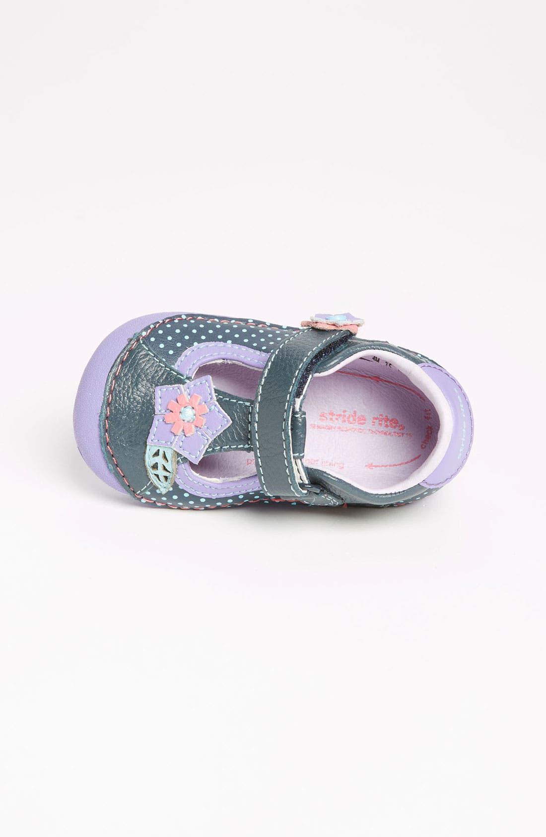 Alternate Image 3  - Stride Rite 'Viola' Sneaker (Baby & Walker)