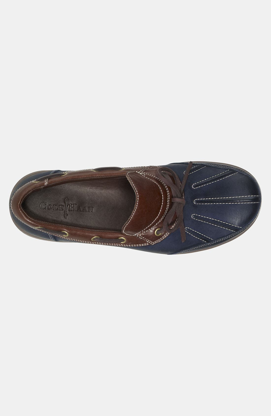 Alternate Image 3  - Cole Haan 'Air Rhone' Camp Boat Shoe