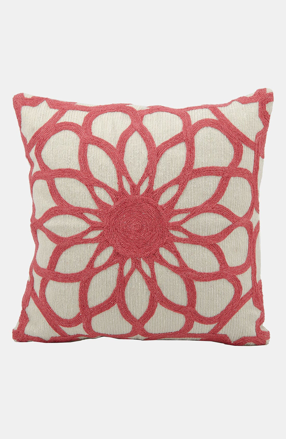 Alternate Image 1 Selected - Mina Victory 'Dahlia Flower' Pillow