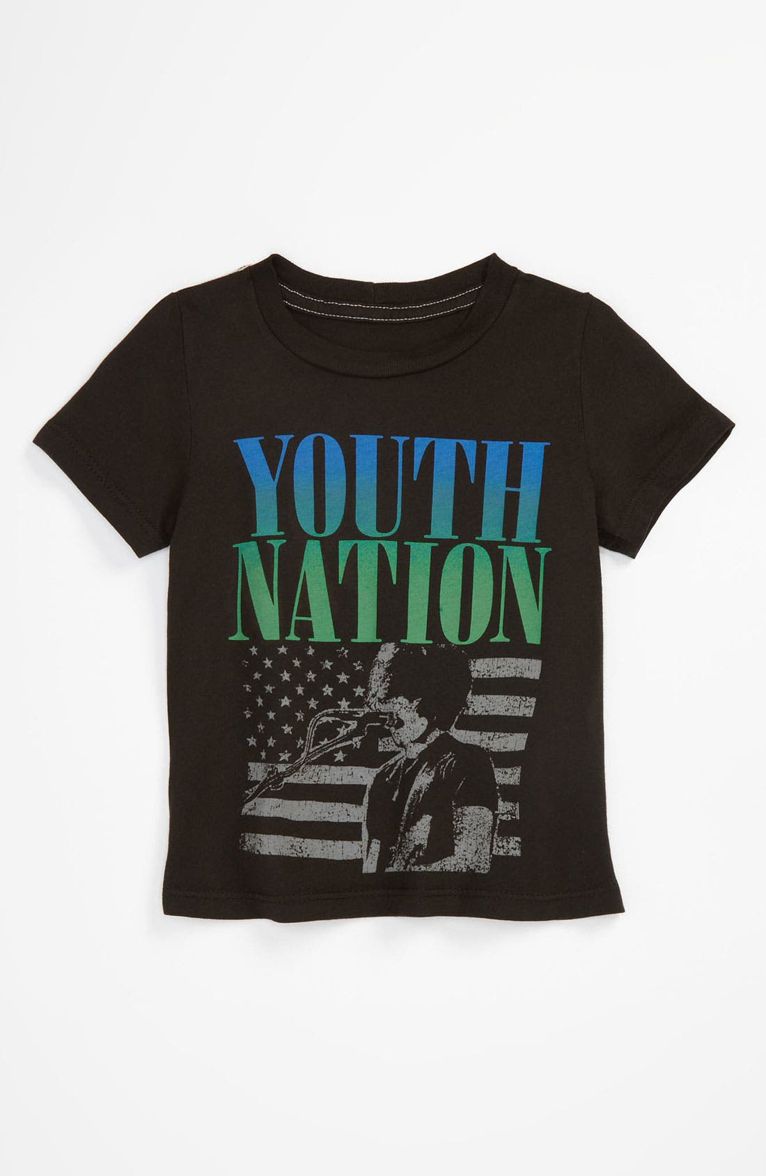 Alternate Image 1 Selected - Peek 'Youth Nation' T-Shirt (Infant)