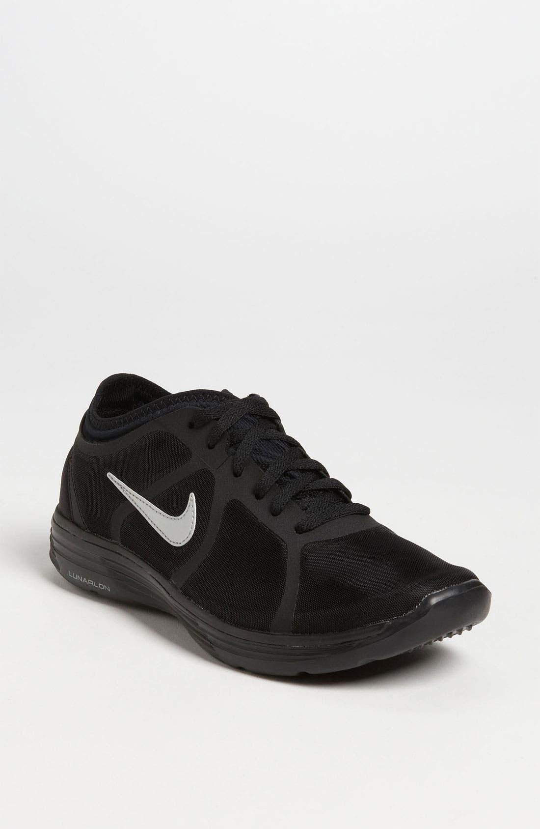 Alternate Image 1 Selected - Nike 'Lunarbase' Training Shoe (Women)