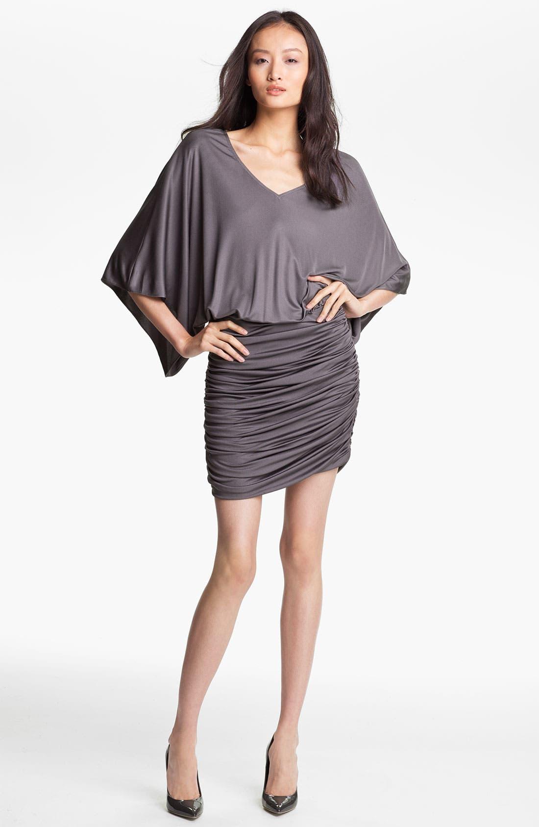 Alternate Image 1 Selected - Jay Godfrey 'Marea' Ruched Skirt Dress