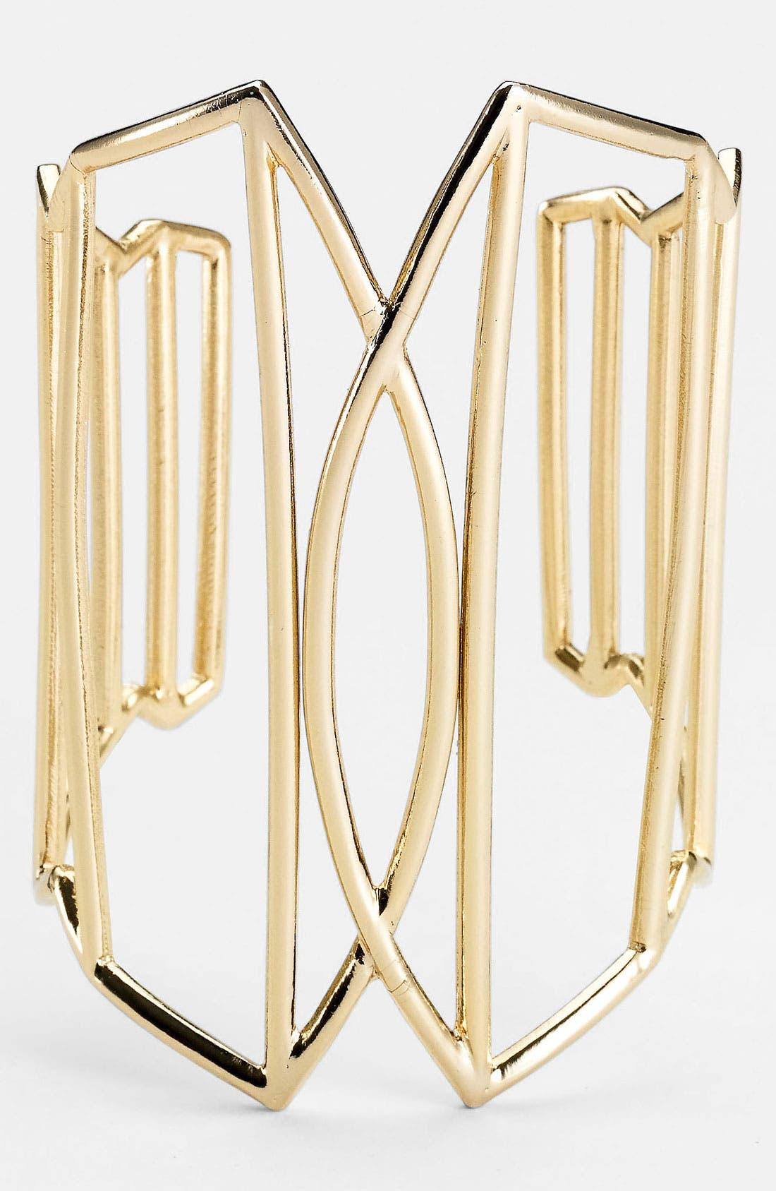 Alternate Image 1 Selected - Belle Noel Long Arm Cuff