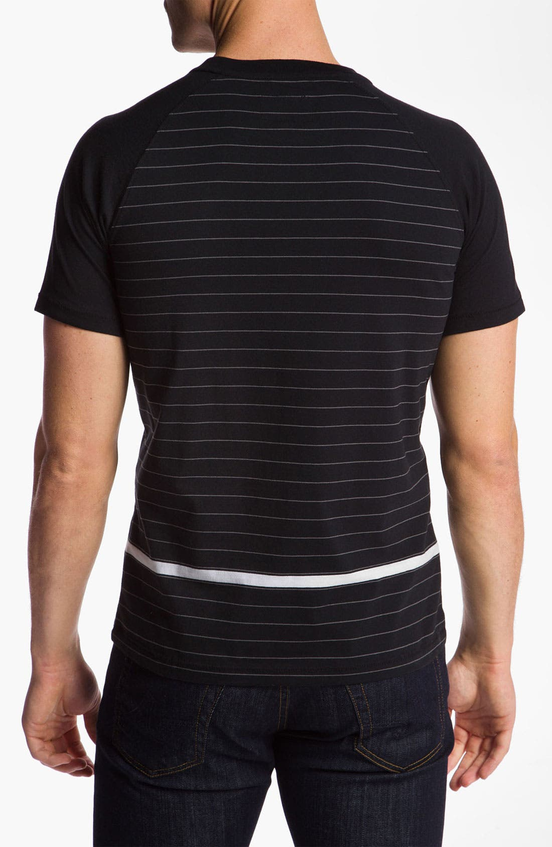 Alternate Image 2  - Hurley 'Cycle' Crewneck T-Shirt