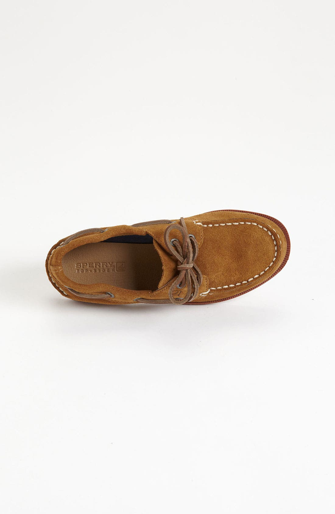 Alternate Image 3  - Sperry Top-Sider® 'Authentic Original' Boat Shoe (Walker, Toddler, Little Kid & Big Kid)