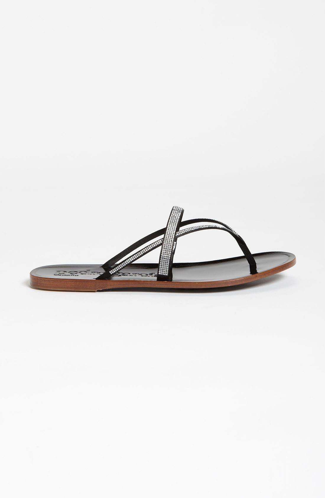 Alternate Image 4  - Pedro Garcia 'Zuriel' Thong Sandal