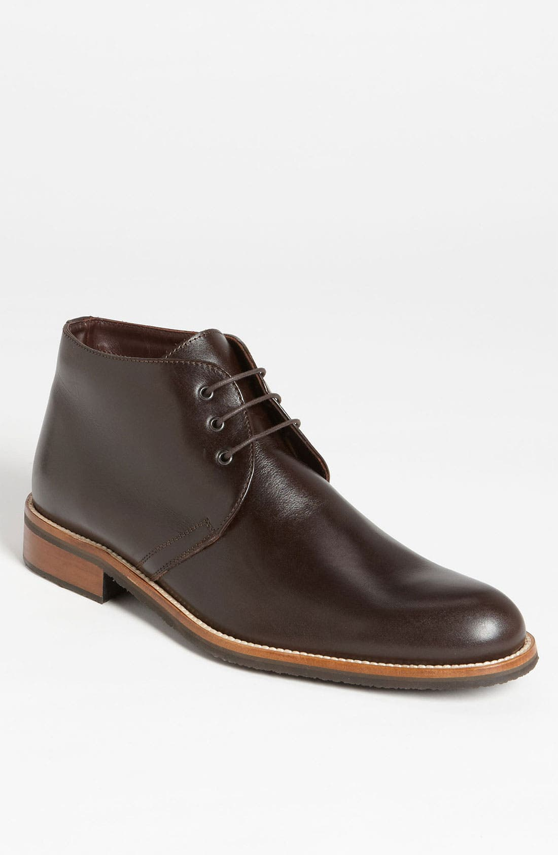 Main Image - Thomas Dean Polished Chukka Boot