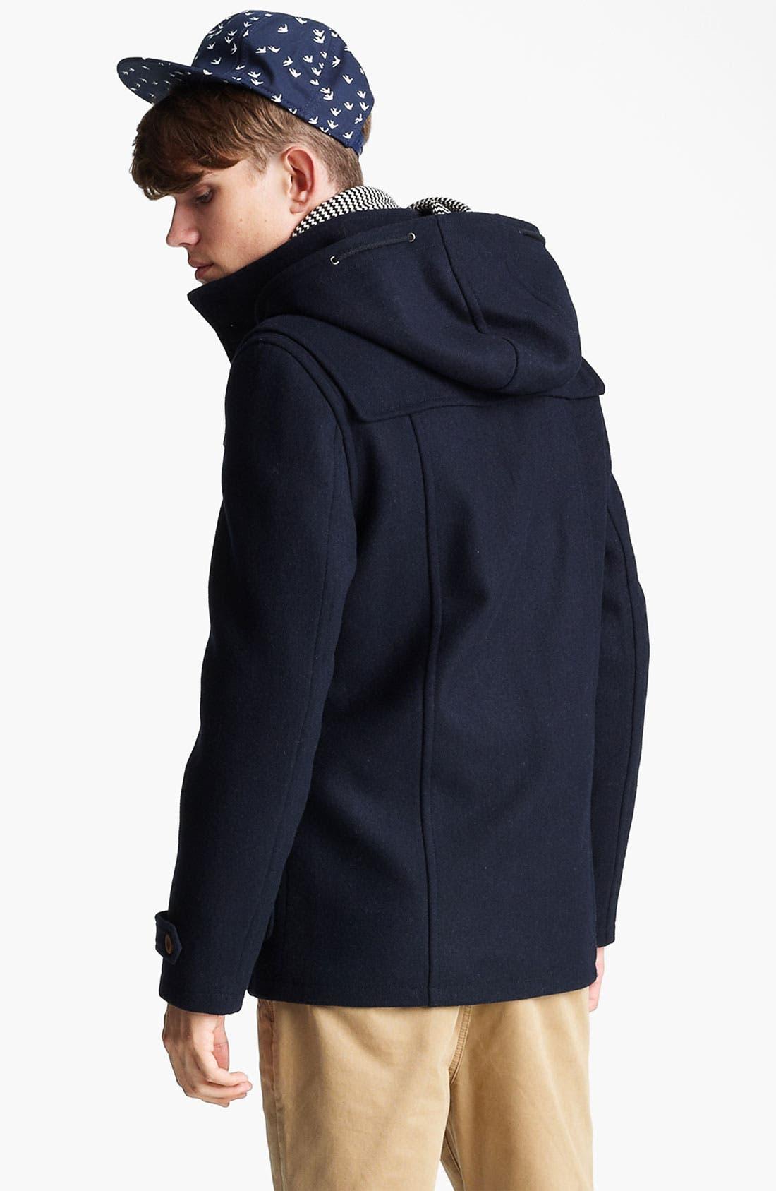 Alternate Image 2  - Topman 'Duffle' Jacket