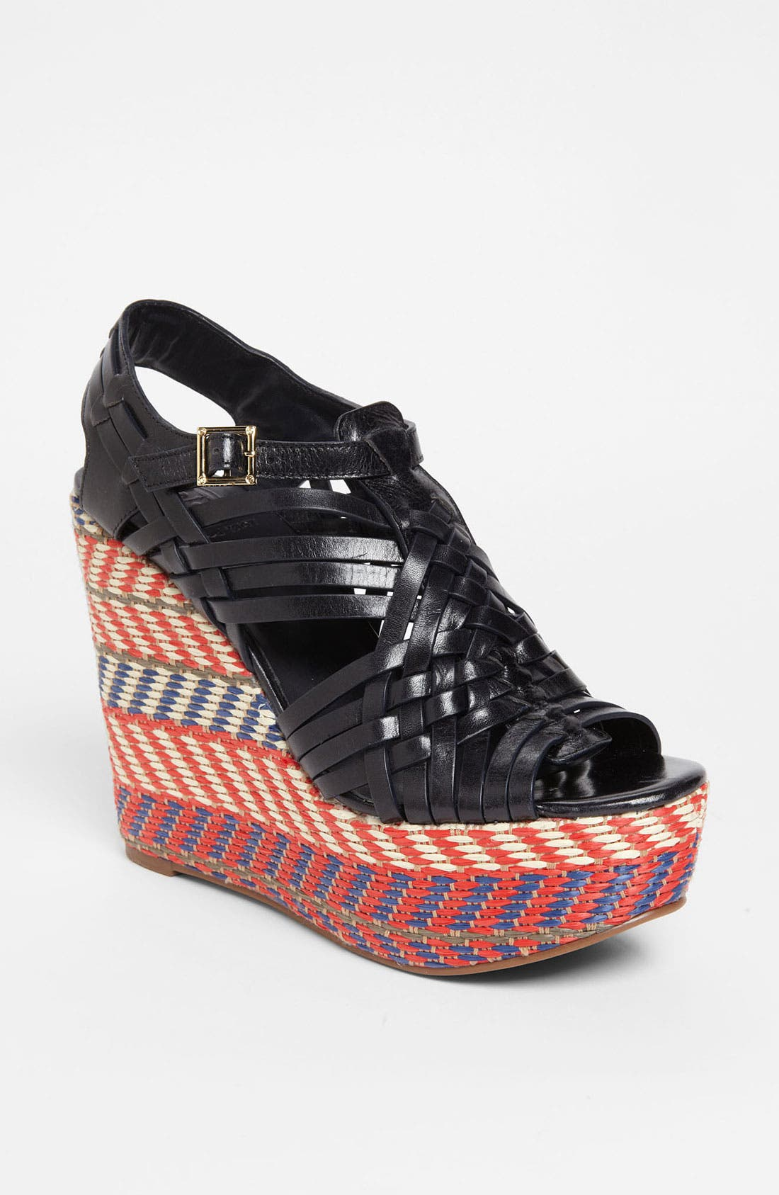 Main Image - Tory Burch 'Raven' Wedge
