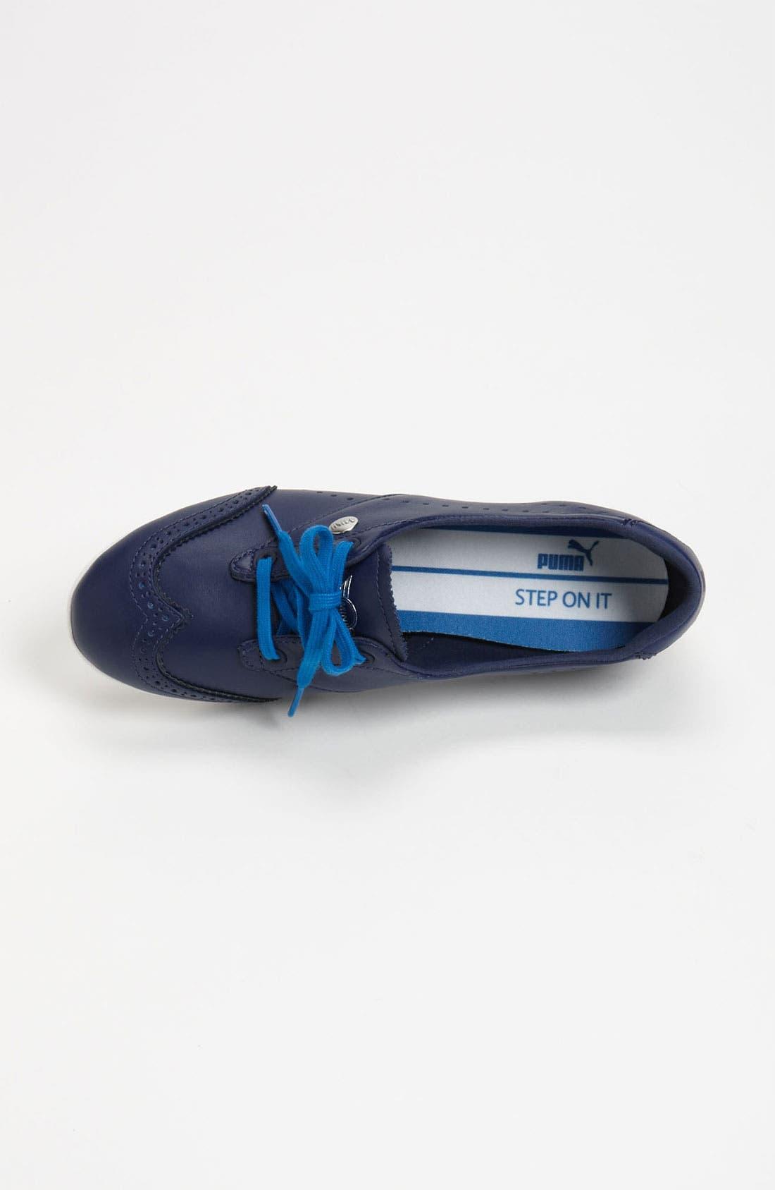 Alternate Image 3  - PUMA 'English MINI' Sneaker (Women)