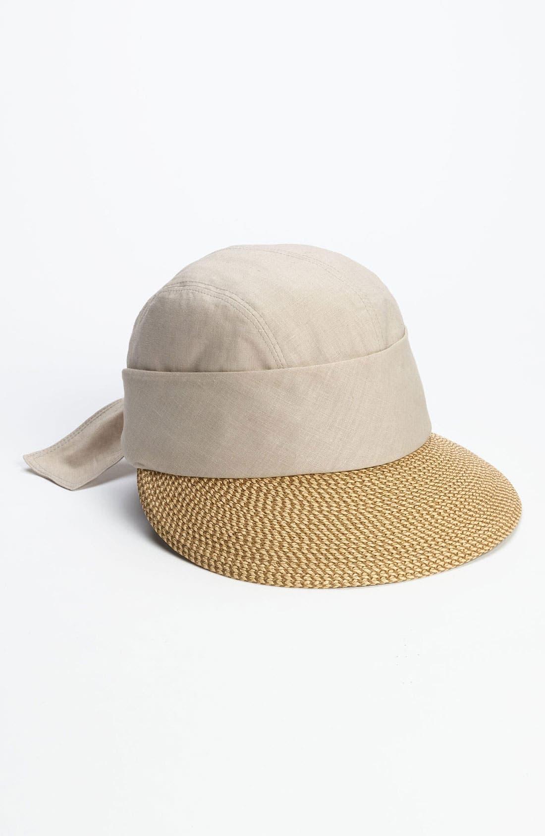 Alternate Image 1 Selected - Eric Javits Convertible Sun Hat