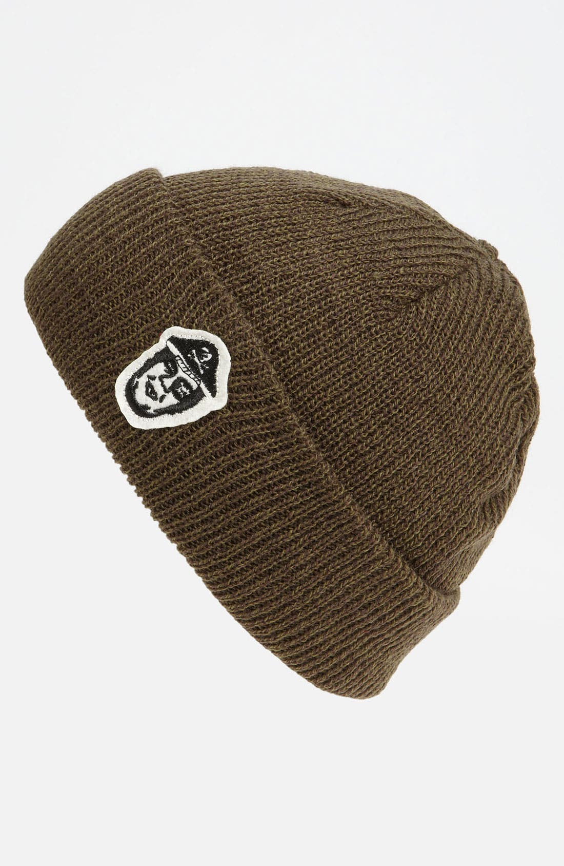 Alternate Image 1 Selected - Obey 'Avast' Knit Cap