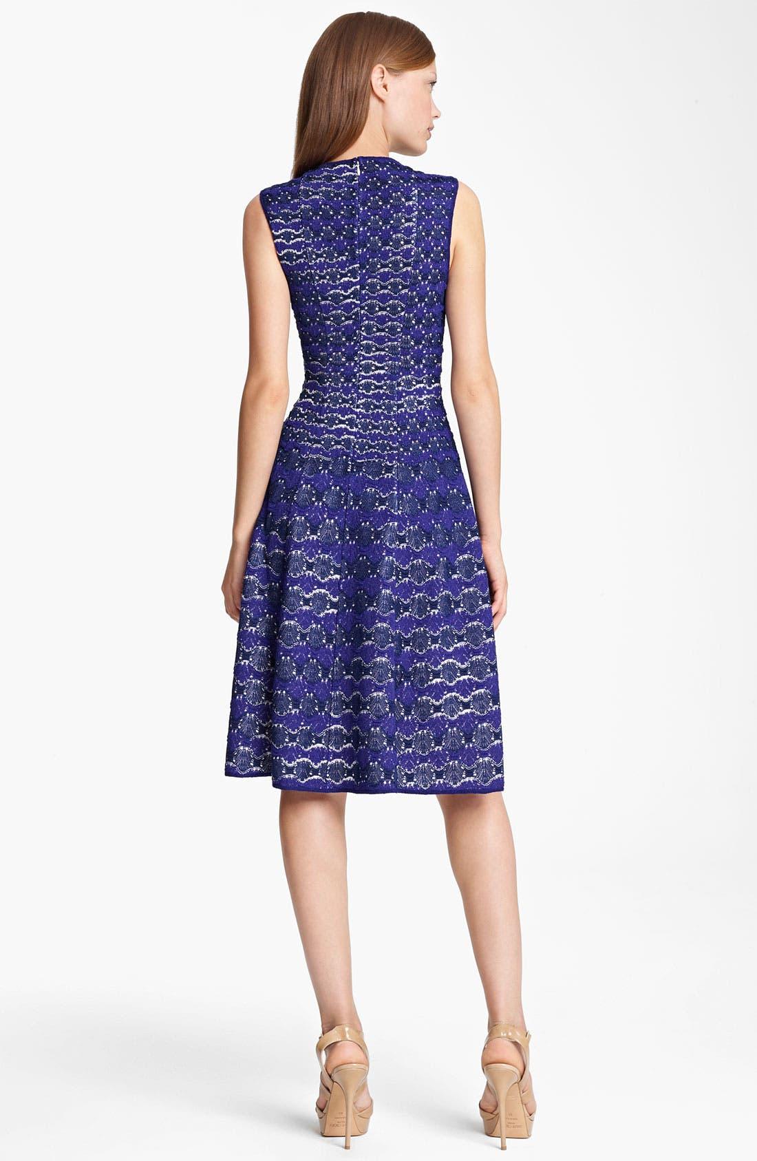 Alternate Image 2  - Missoni Flared Skirt Dress