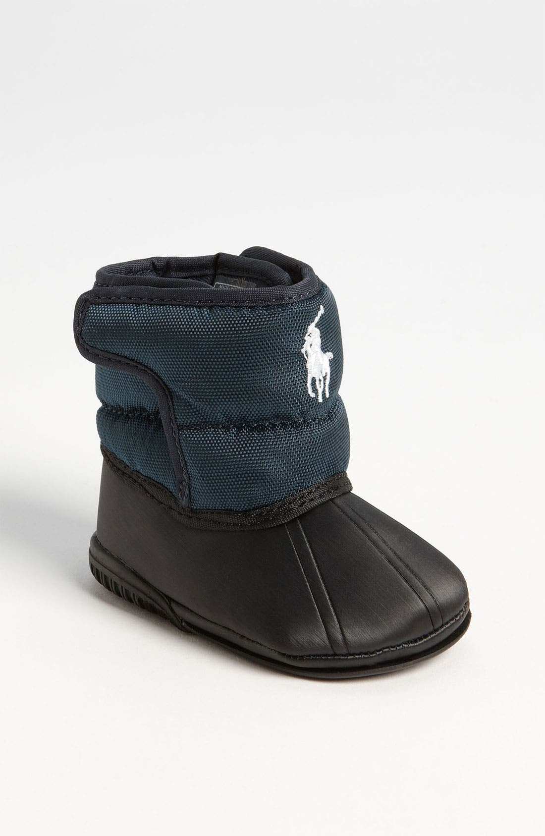 Alternate Image 1 Selected - Ralph Lauren Layette Bootie (Baby)