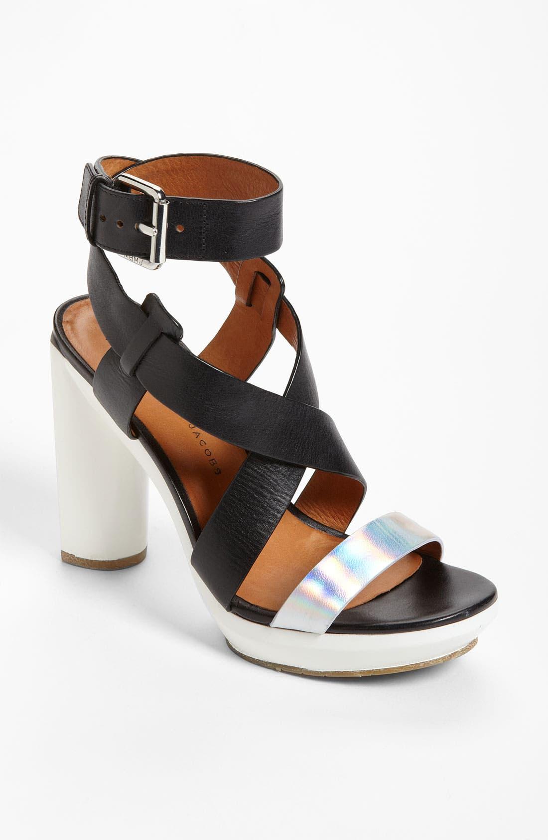 Alternate Image 1 Selected - MARC BY MARC JACOBS Platform Sandal
