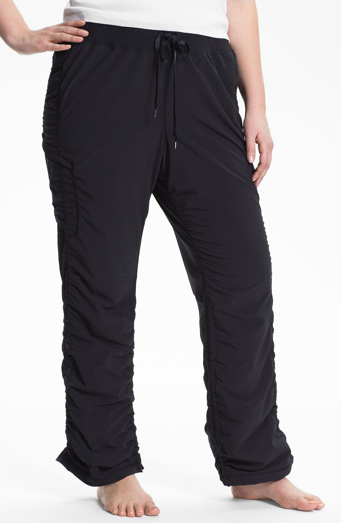 Alternate Image 1 Selected - Zella 'Move' Pants (Plus Size)