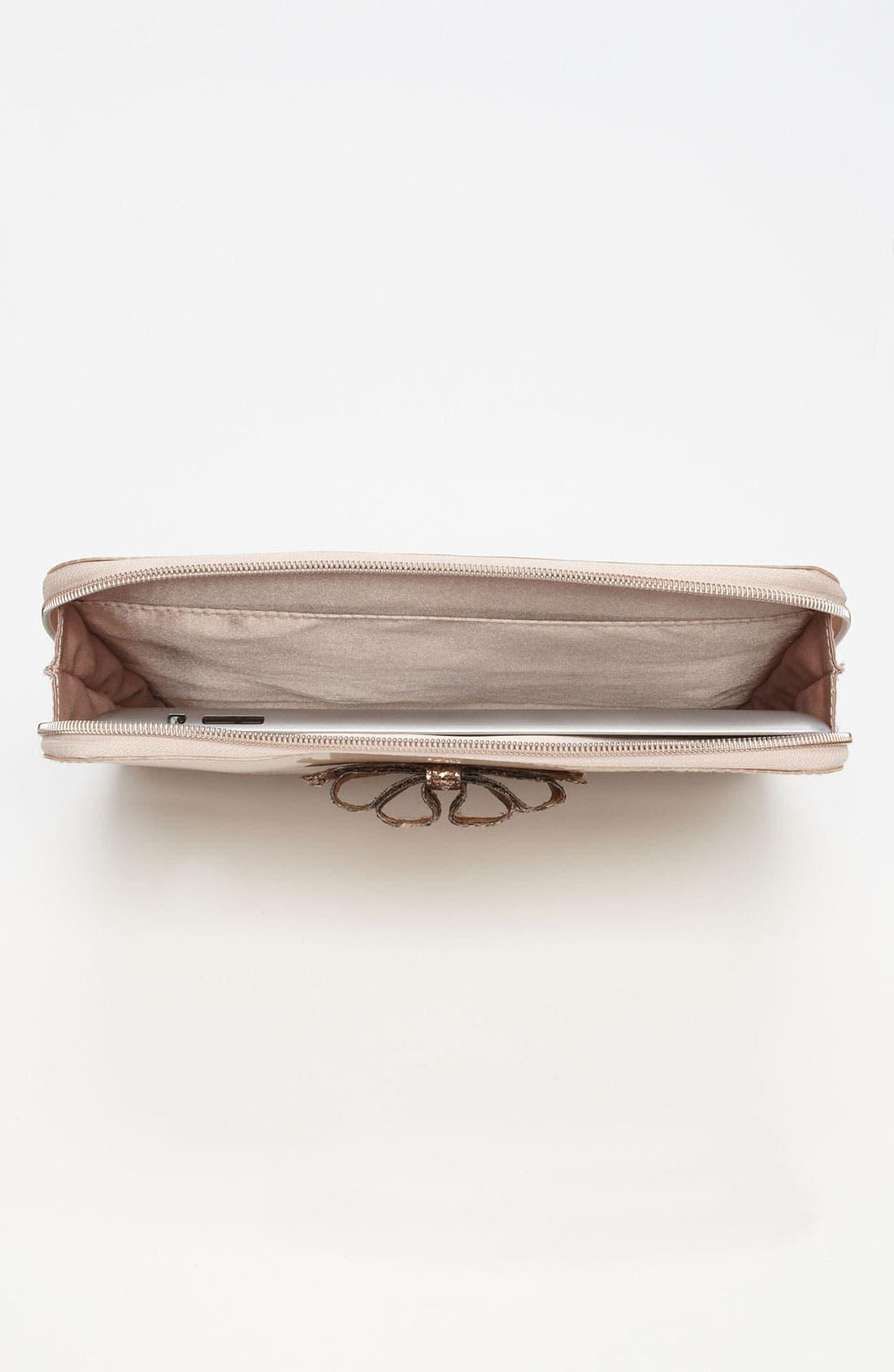 Alternate Image 3  - Ted Baker London 'Glitter Bow' iPad Case