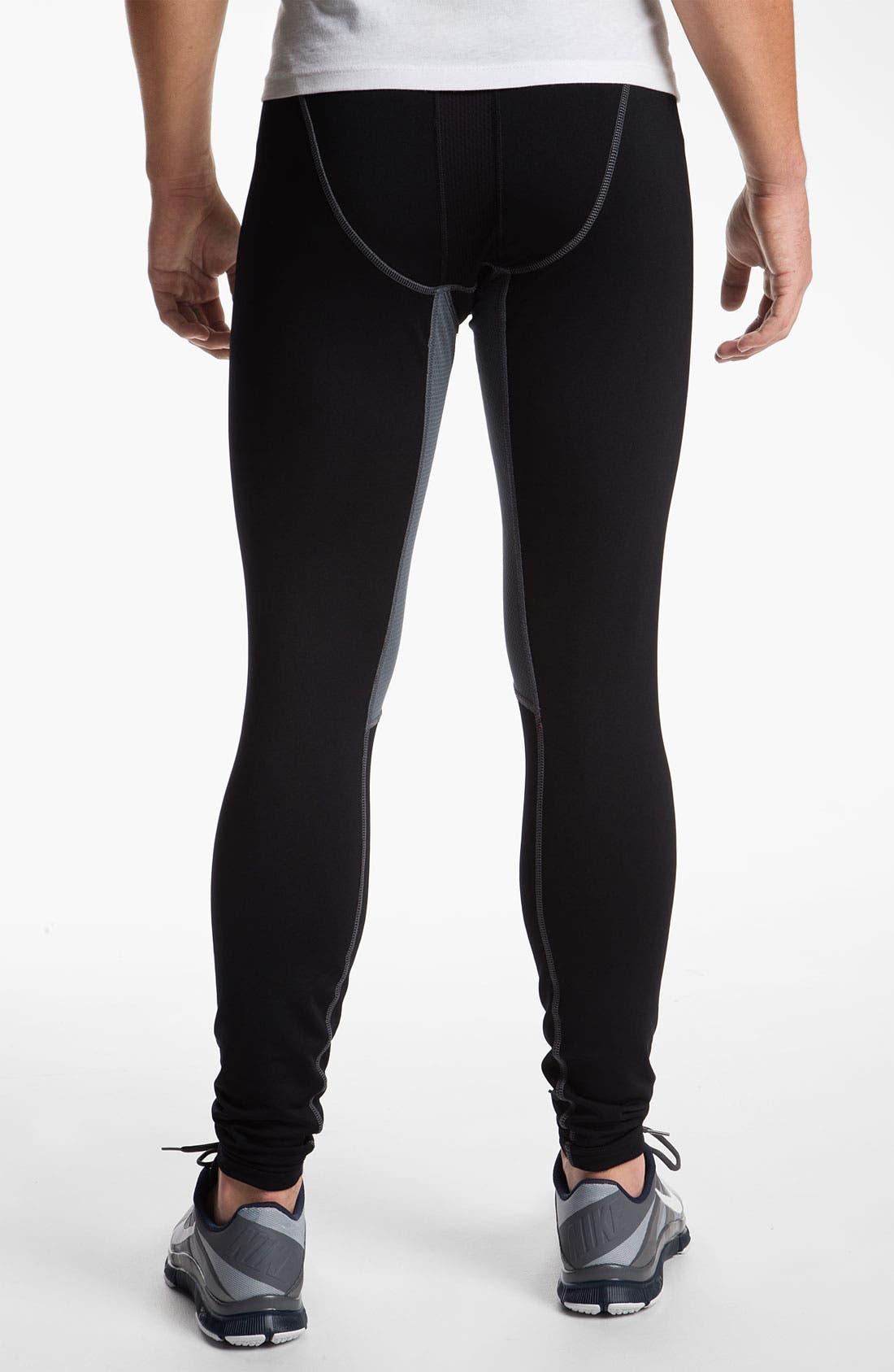 Alternate Image 2  - Nike 'Hyperwarm' Dri-FIT Running Leggings (Online Exclusive)