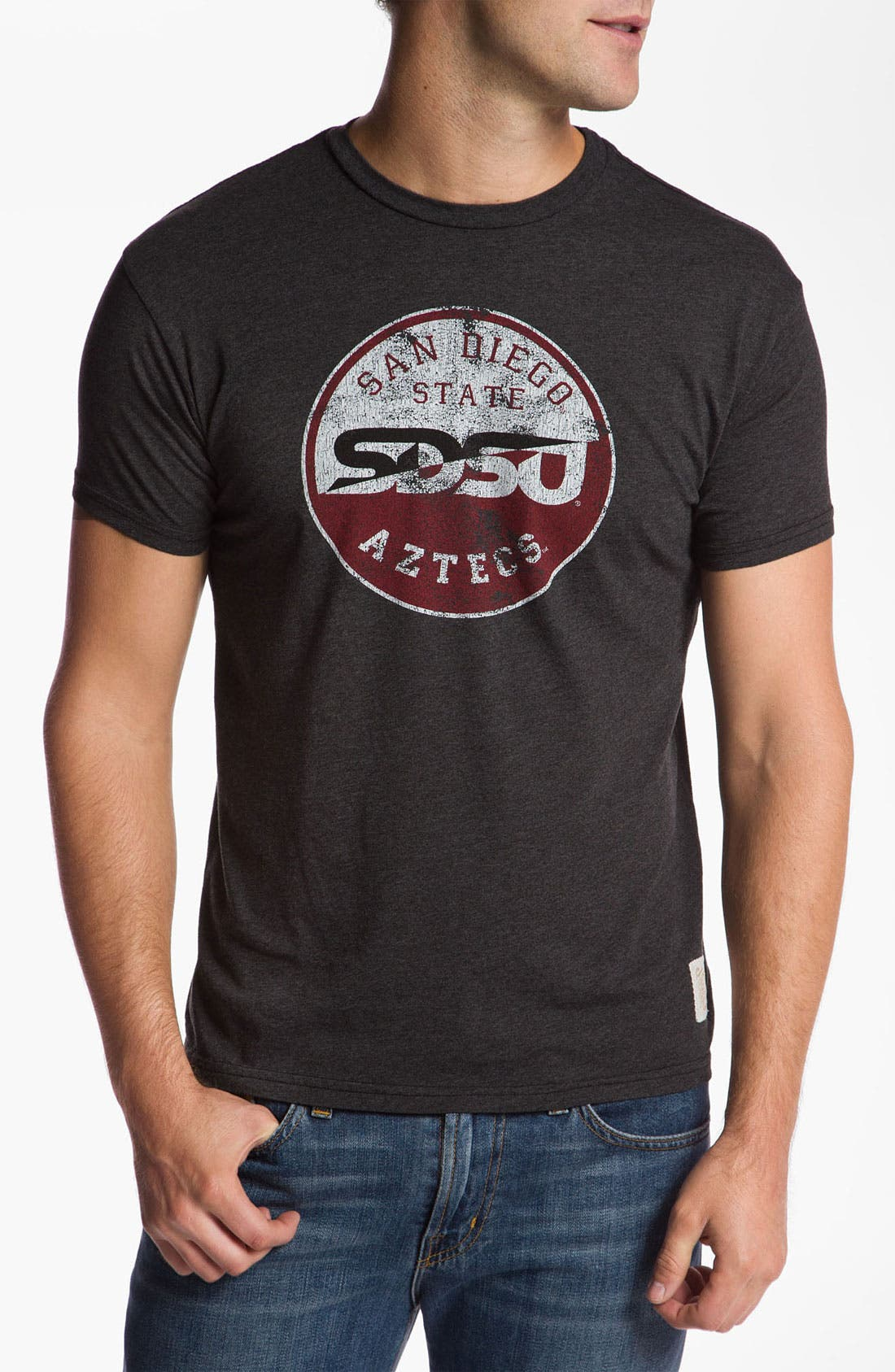 Alternate Image 1 Selected - The Original Retro Brand 'San Diego State' T-Shirt