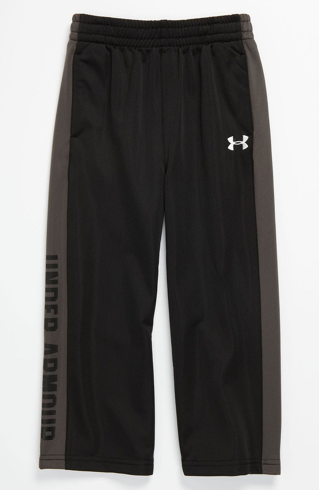 Alternate Image 1 Selected - Under Armour Tricot Pants (Toddler)