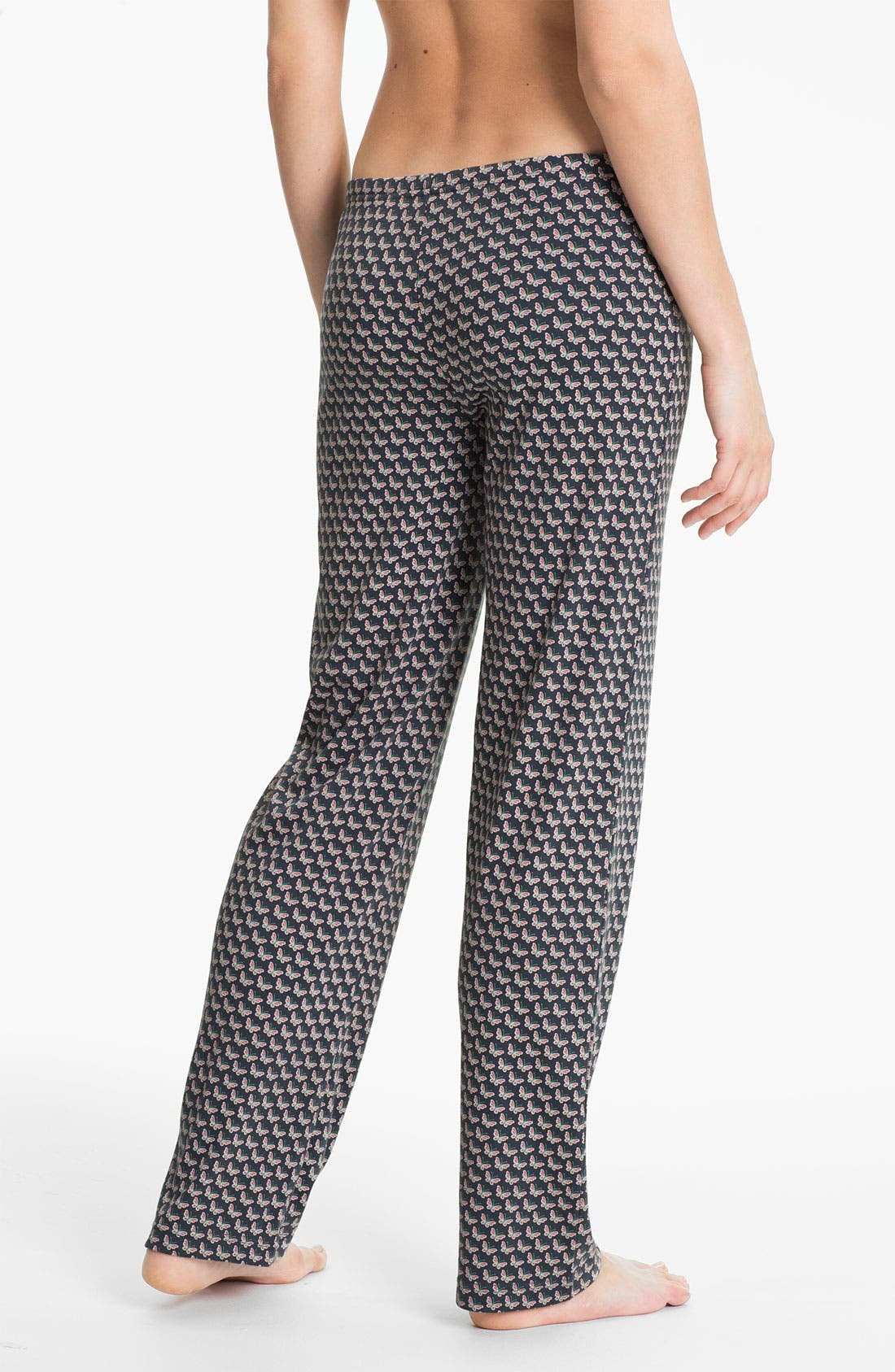 Alternate Image 2  - Jane & Bleecker New York Knit Lounge Pants