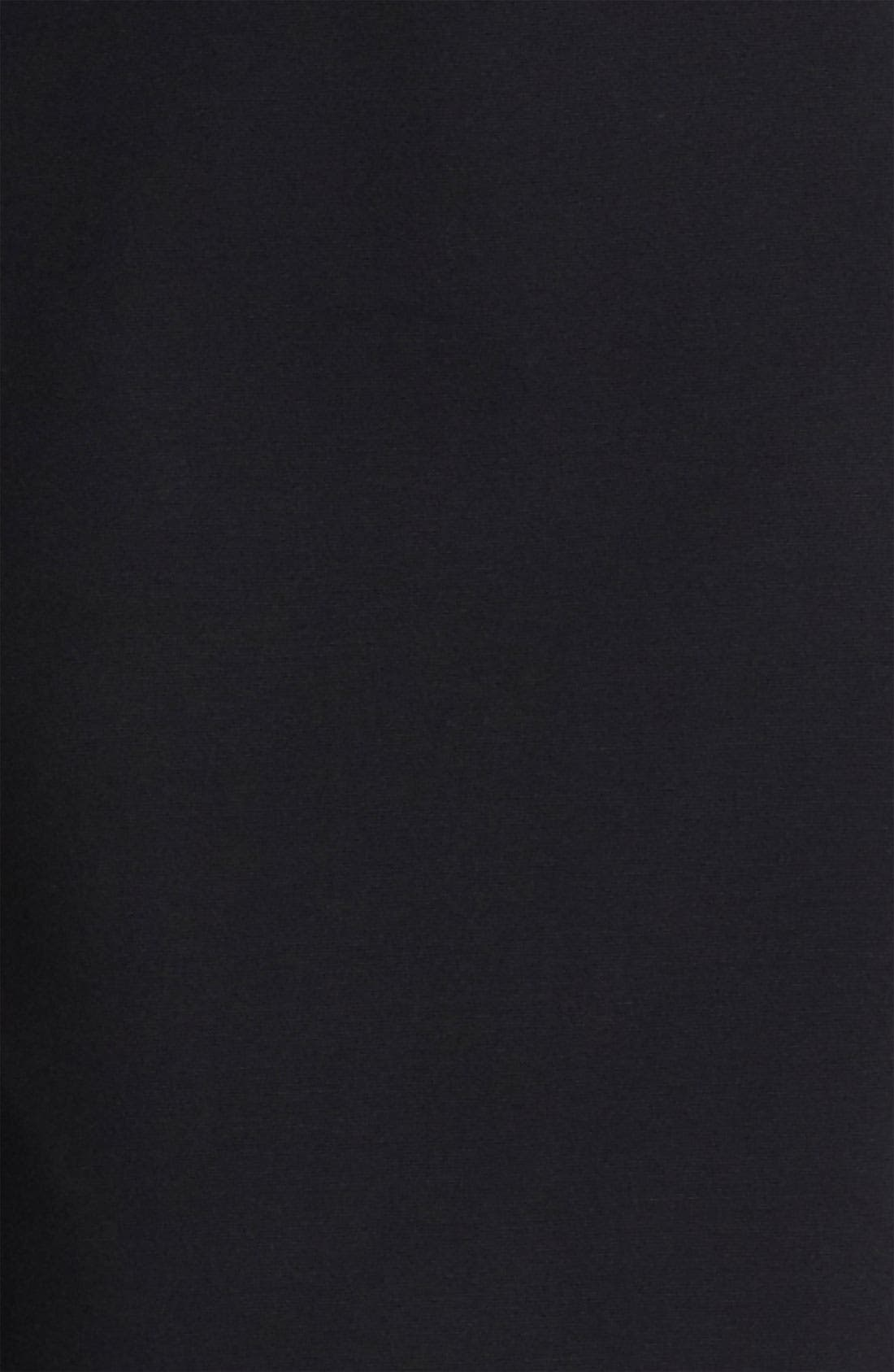 Alternate Image 3  - Emilio Pucci Crisscross Lace Punto Milano Dress