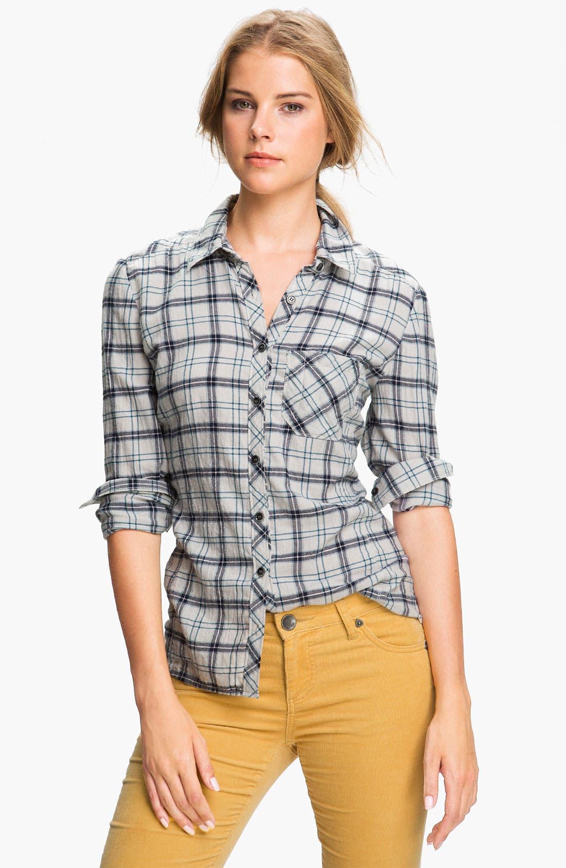 Alternate Image 1 Selected - Caslon® Long Sleeve Shirt