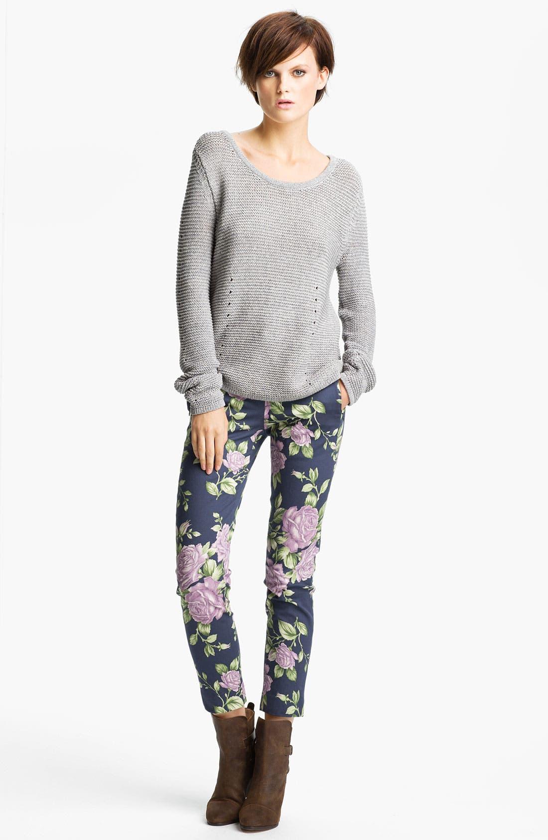 Alternate Image 1 Selected - rag & bone 'Laurel' Pullover